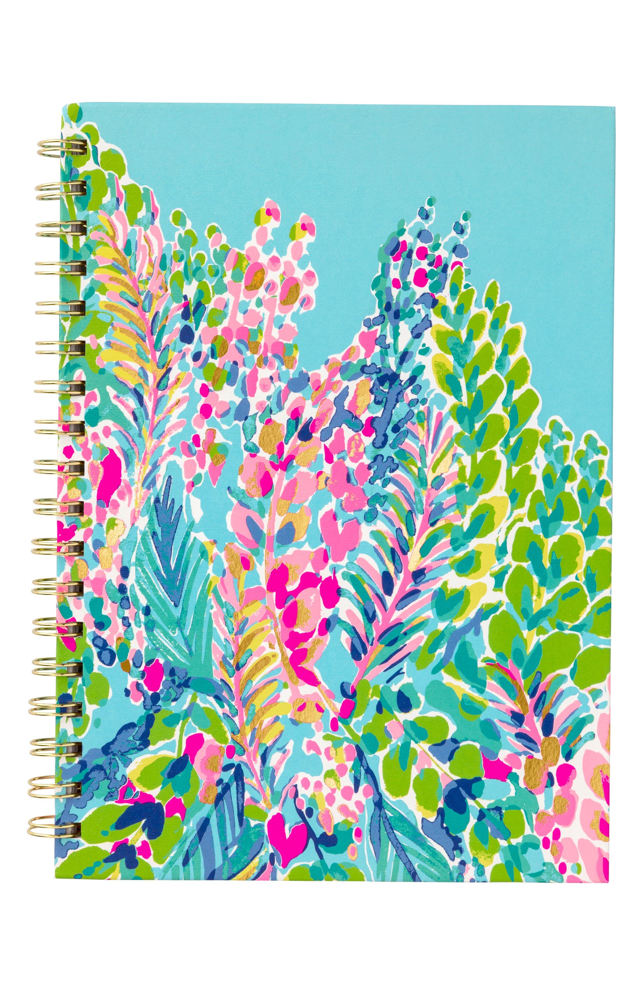 Notebook,                             Main thumbnail 1, color,                             Blue