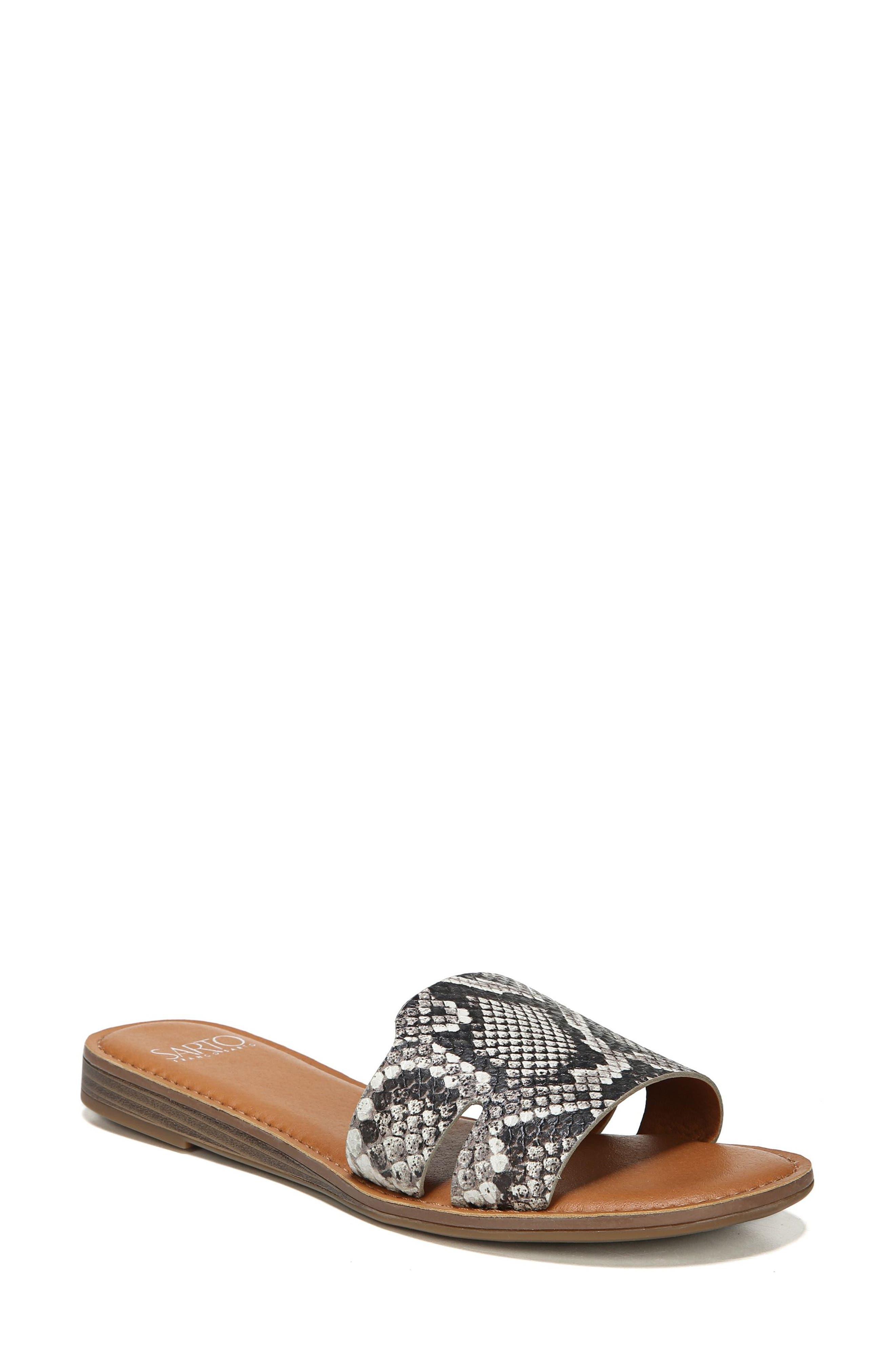 SARTO by Franco Sarto Ginelle Slide Sandal (Women)