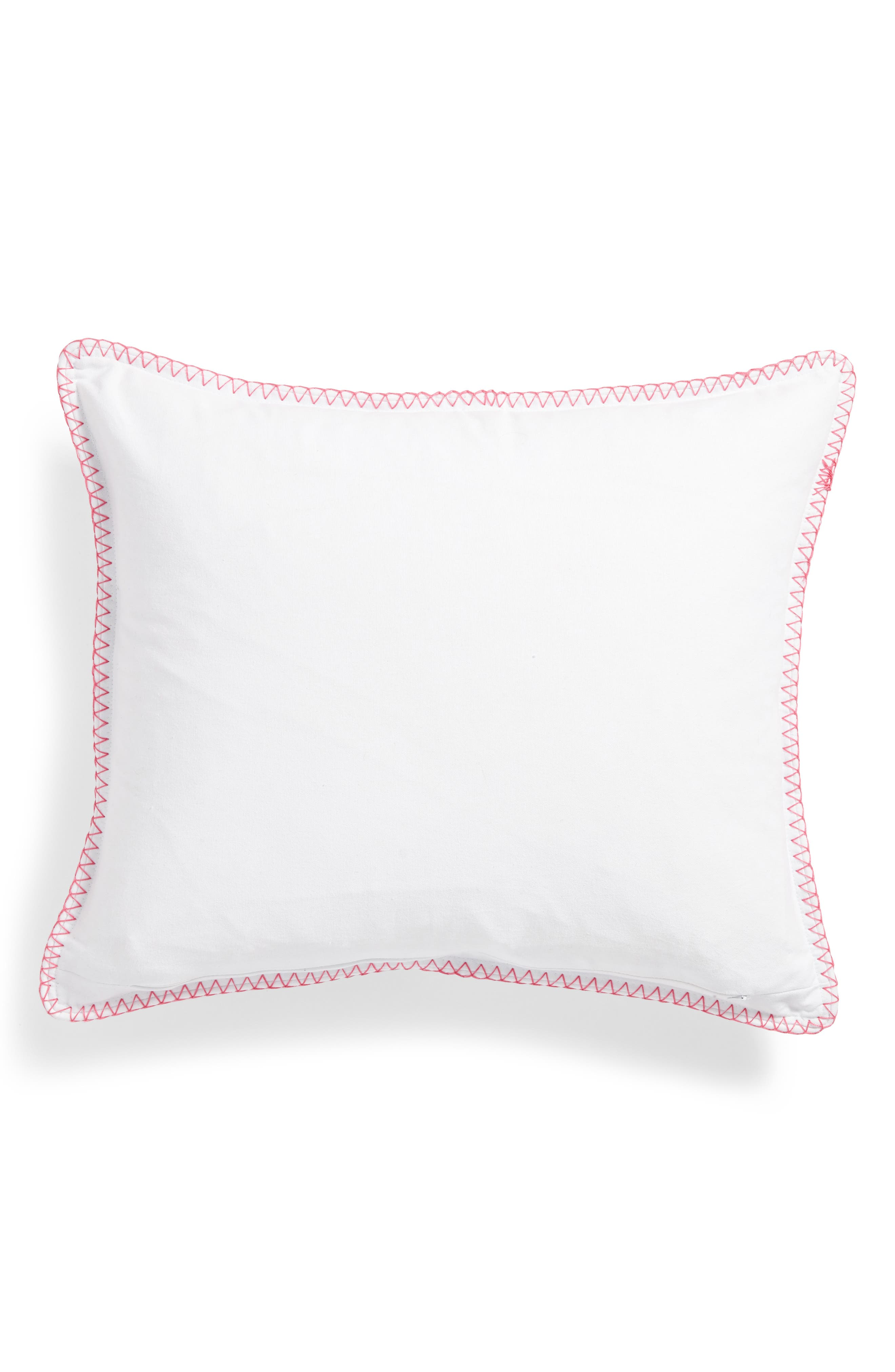 Alternate Image 2  - Levtex Smore & Smore Accent Pillow