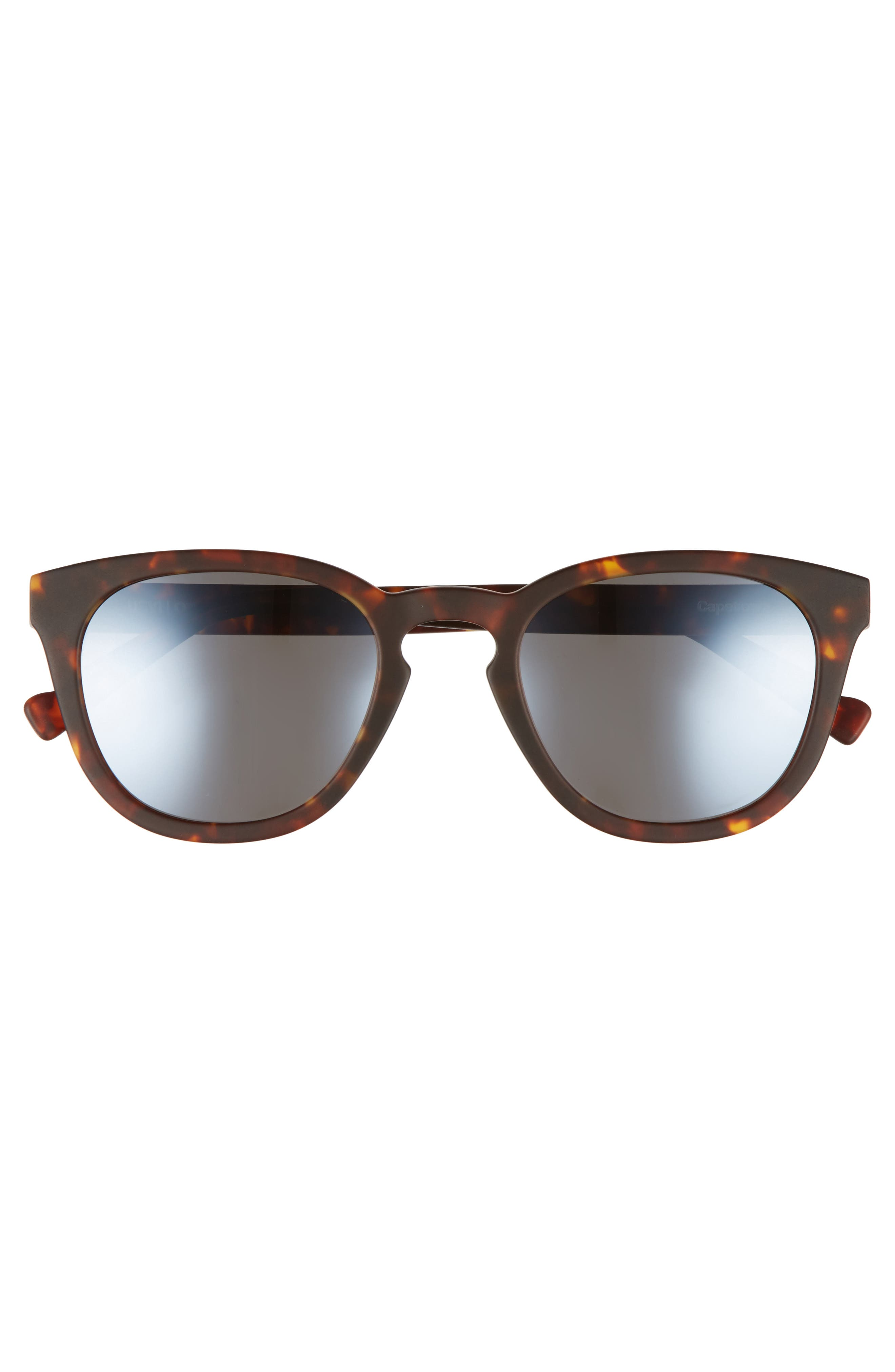 Alternate Image 3  - Maho Capetown 50mm Polarized Round Sunglasses