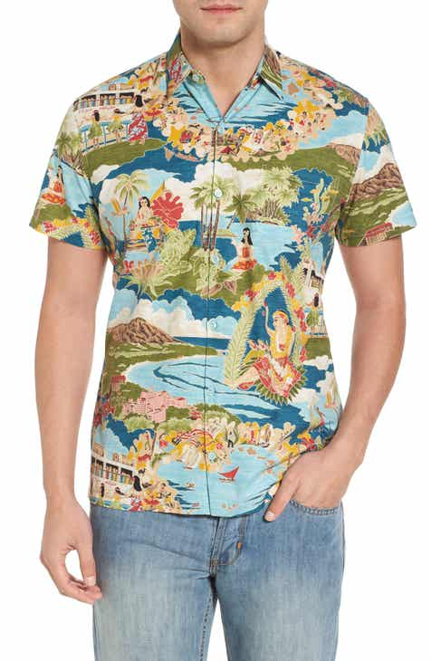 de0dcf45 Tori Richard Boat Day Aloha Sport Shirt