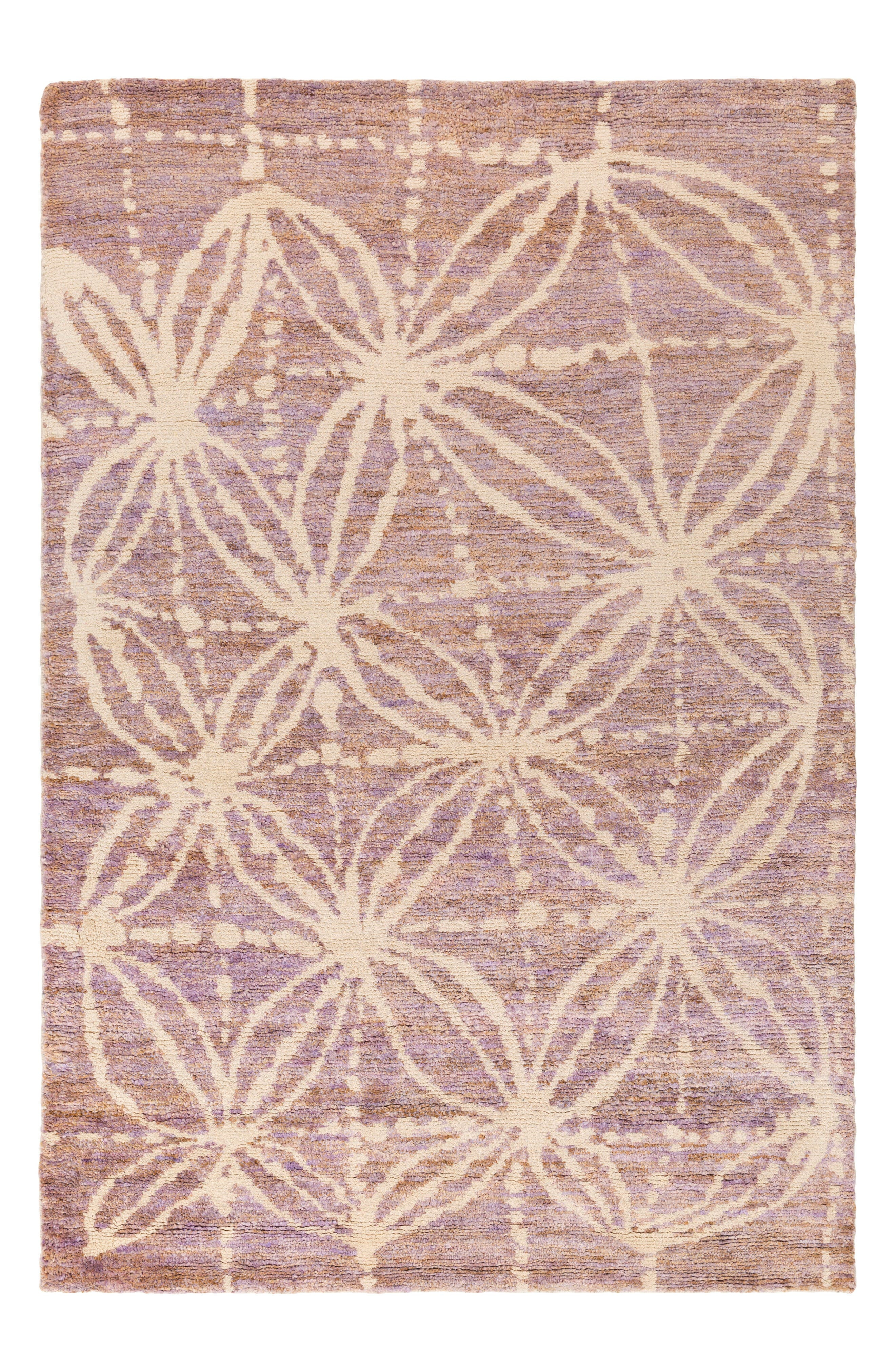 Orinocco Area Rug,                             Main thumbnail 1, color,                             Purple