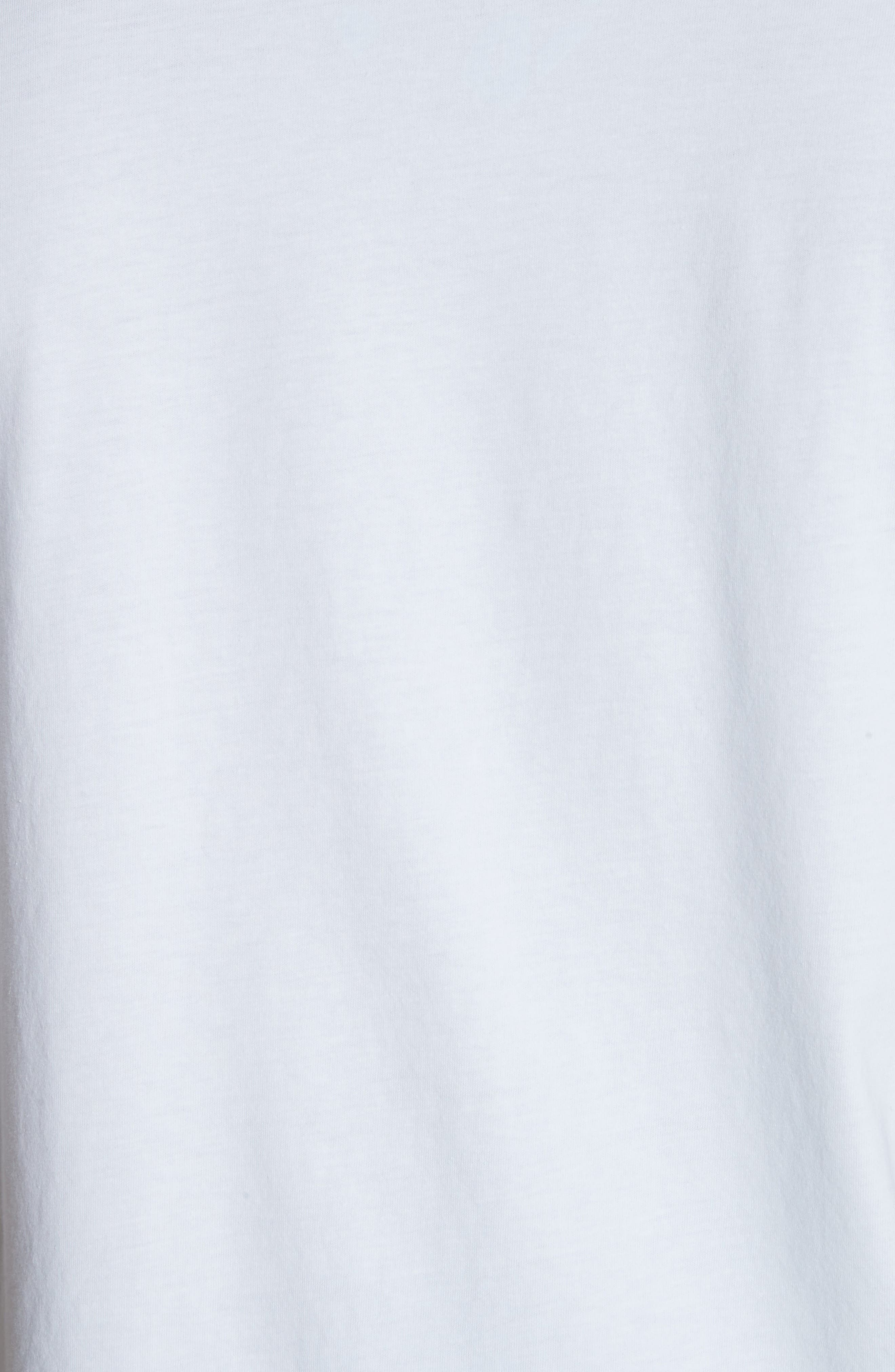 Alternate Image 5  - Maison Margiela V-Neck T-Shirt