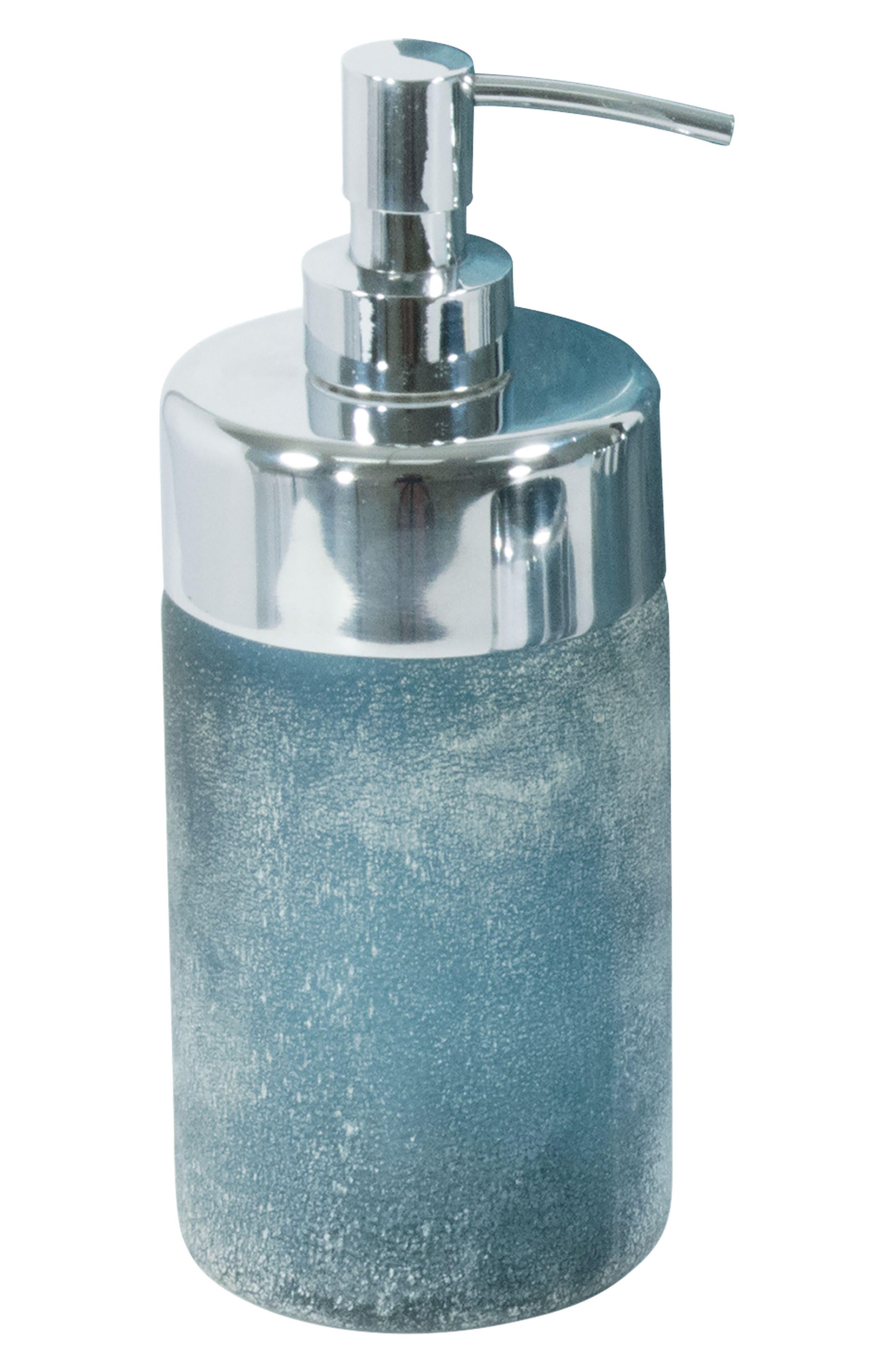 Ocean Reef Lotion Dispenser,                             Main thumbnail 1, color,                             Blue