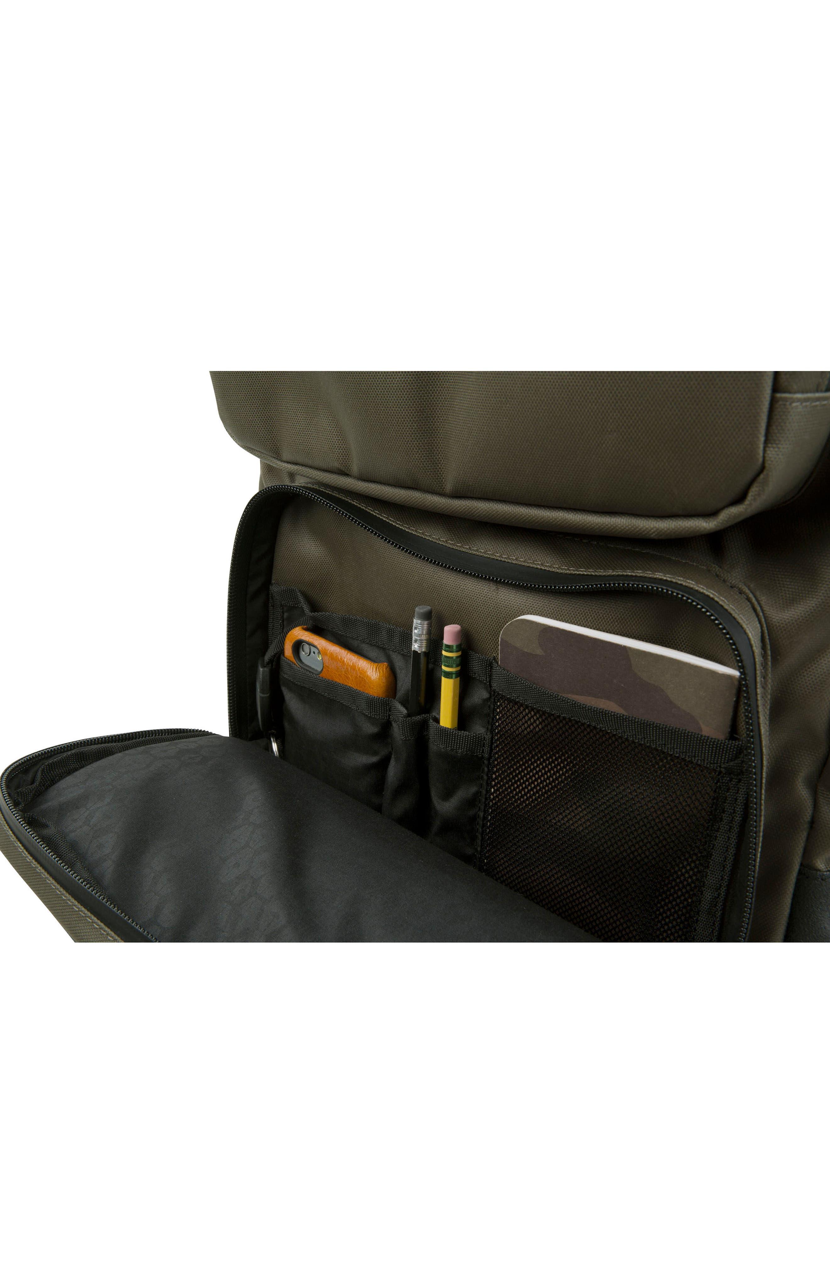 Patrol Backpack,                             Alternate thumbnail 3, color,                             Olive