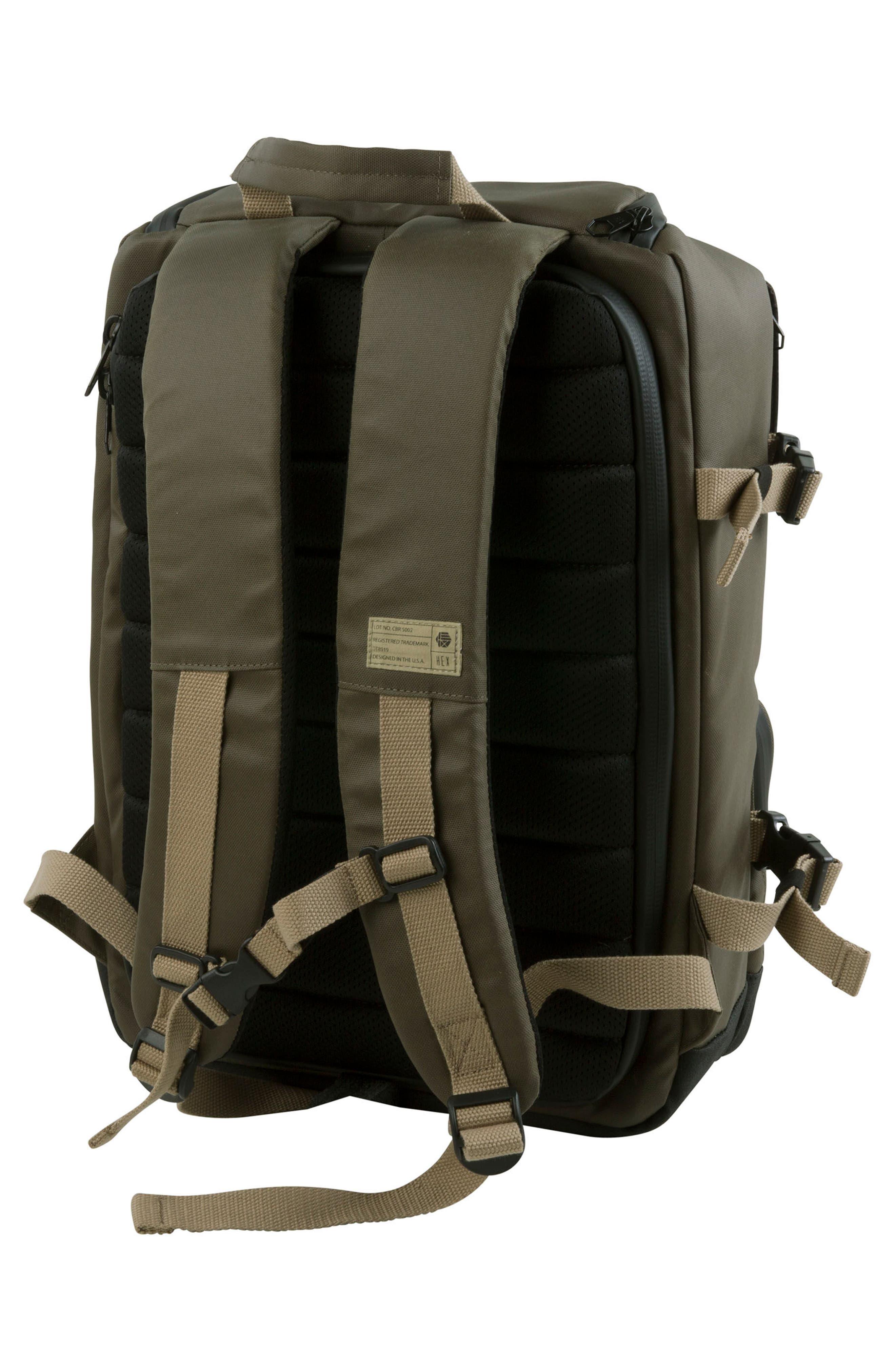 DSLR Camera Backpack,                             Alternate thumbnail 2, color,                             Olive