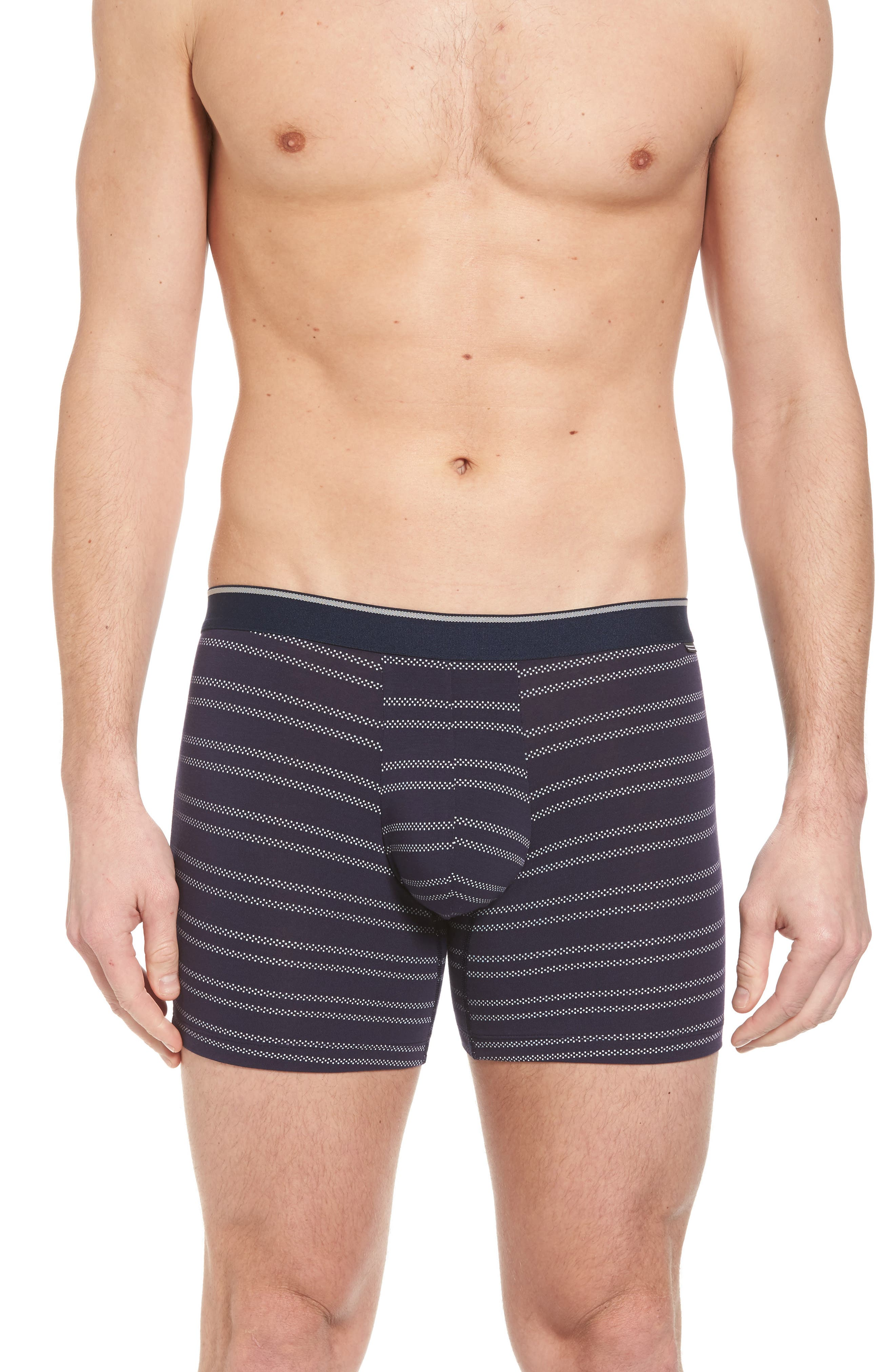 Nordstrom Men's Shop Striped Pouch Briefs