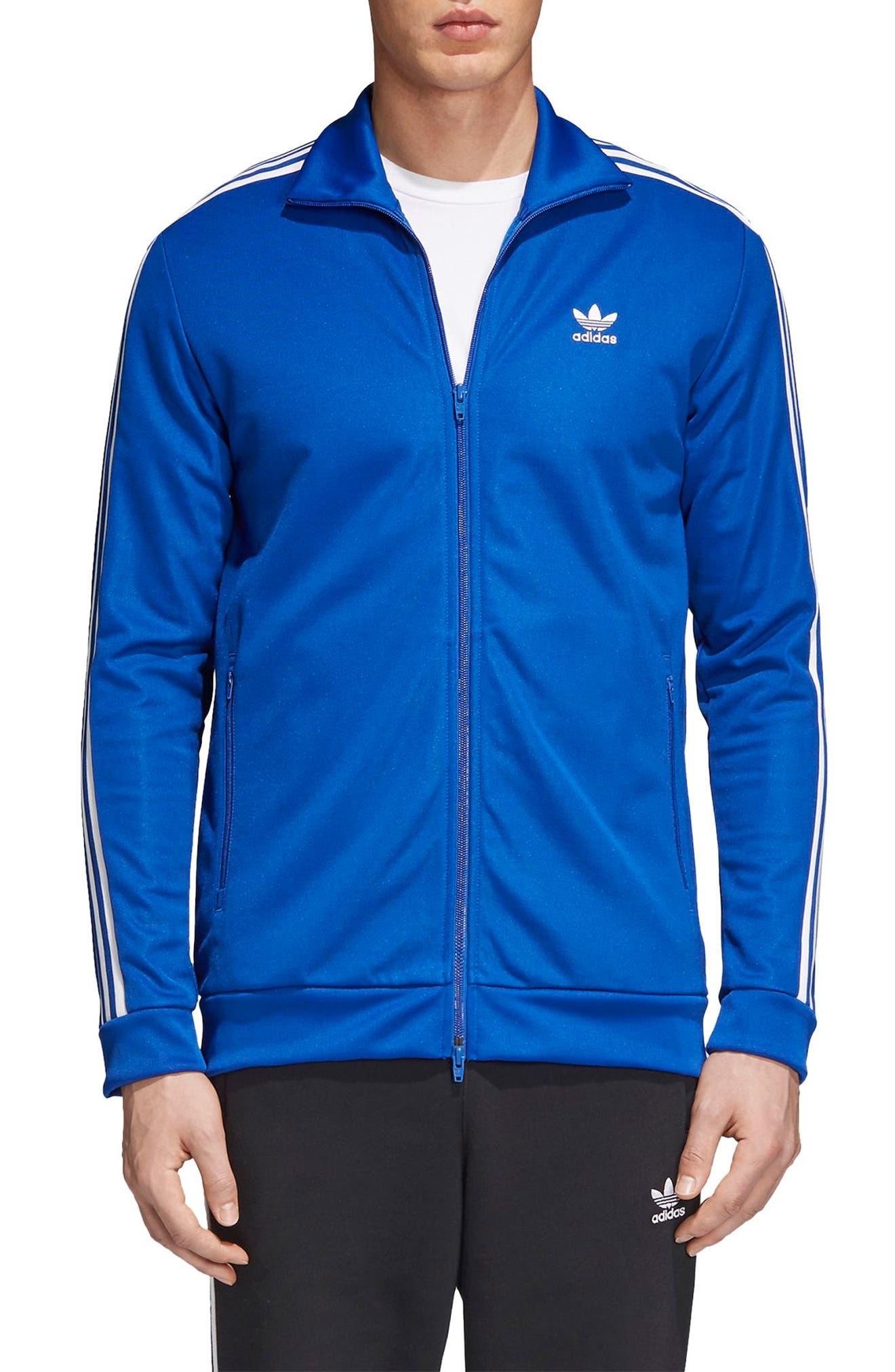 Beckenbauer Track Jacket,                         Main,                         color, Croyal