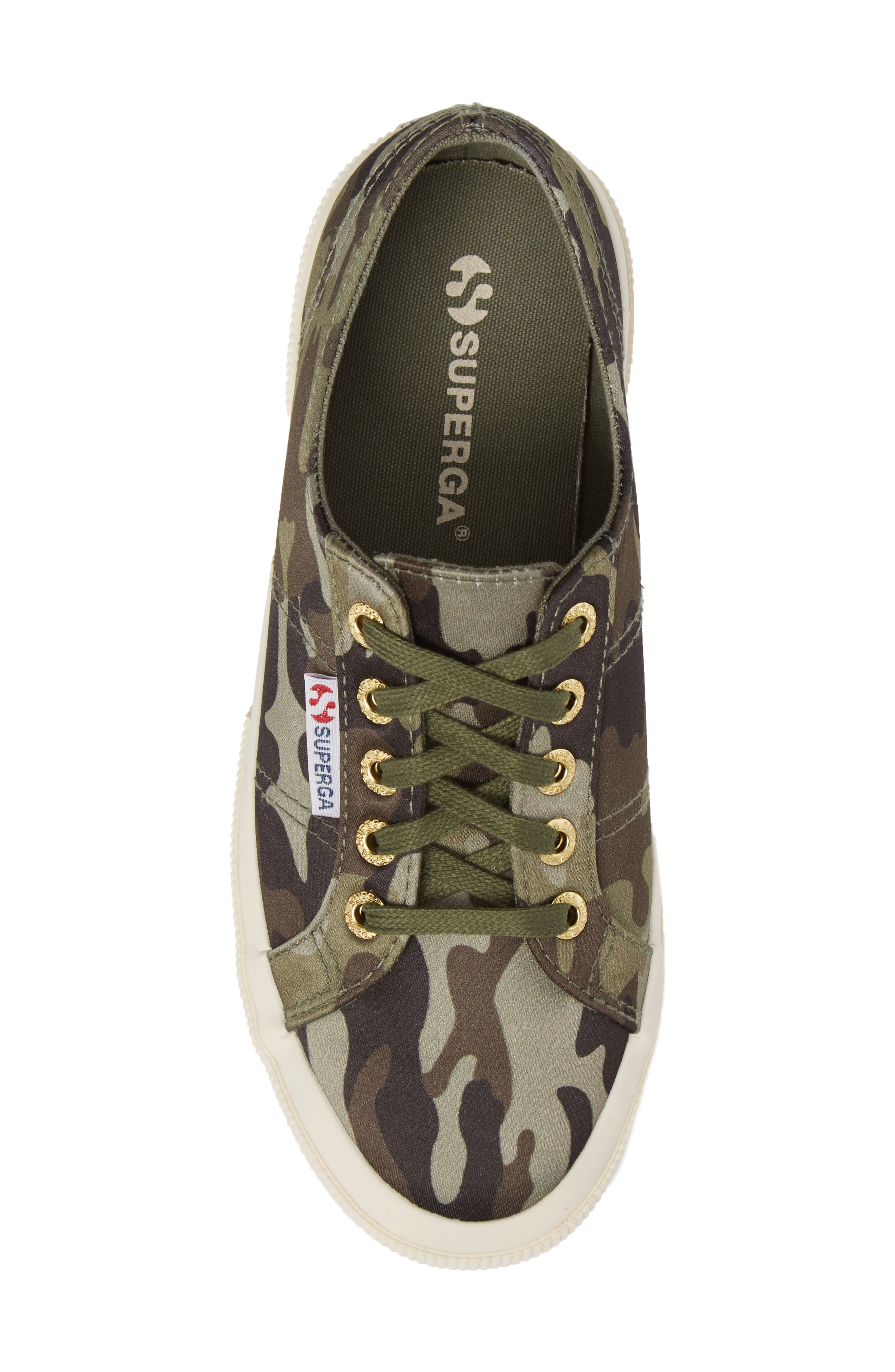 Alternate Image 4  - Superga 2750 Sneaker (Women)