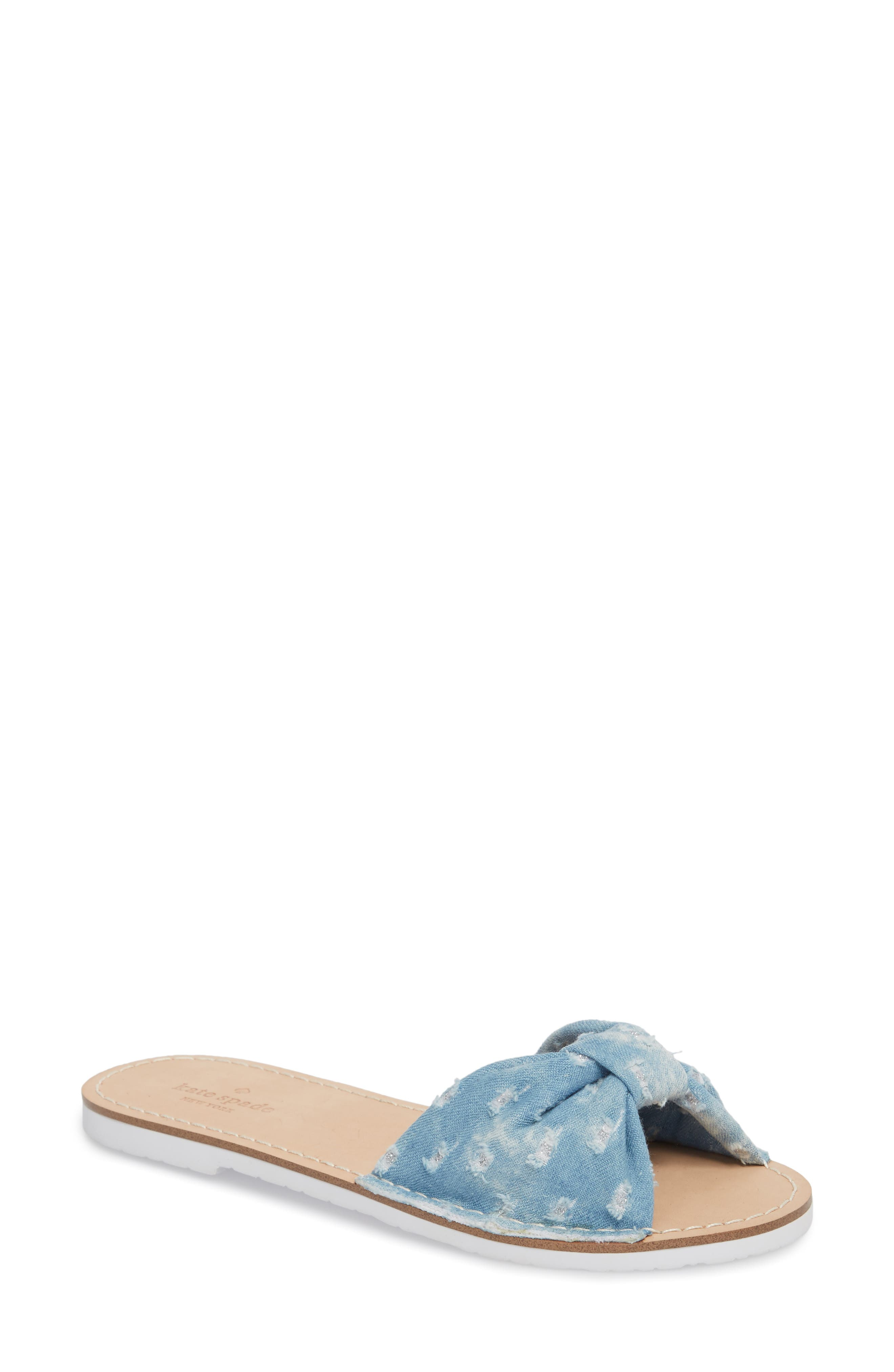 Alternate Image 1 Selected - kate spade new york indi slide sandal (Women)