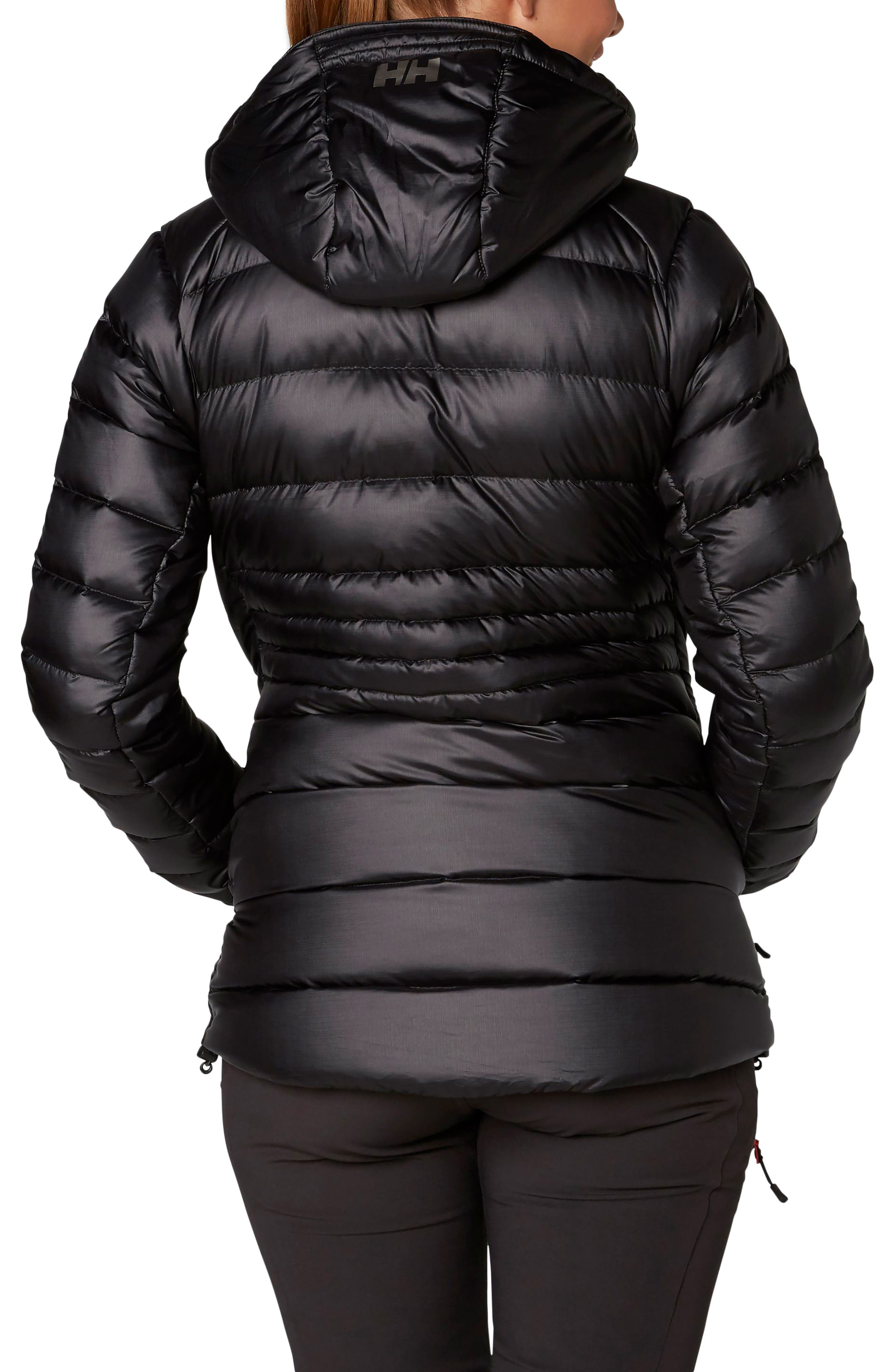 Vanir Icefall Down Jacket,                             Alternate thumbnail 2, color,                             Black