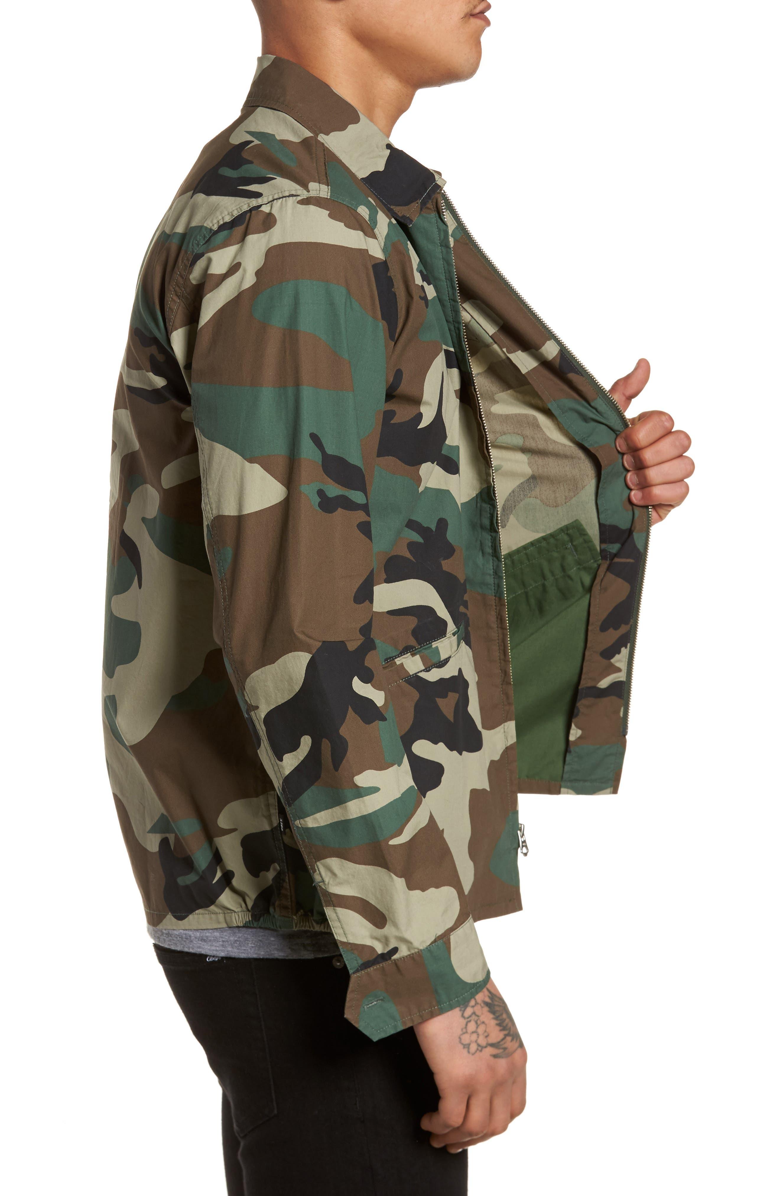 Alternate Image 2  - Obey Driver Jacket