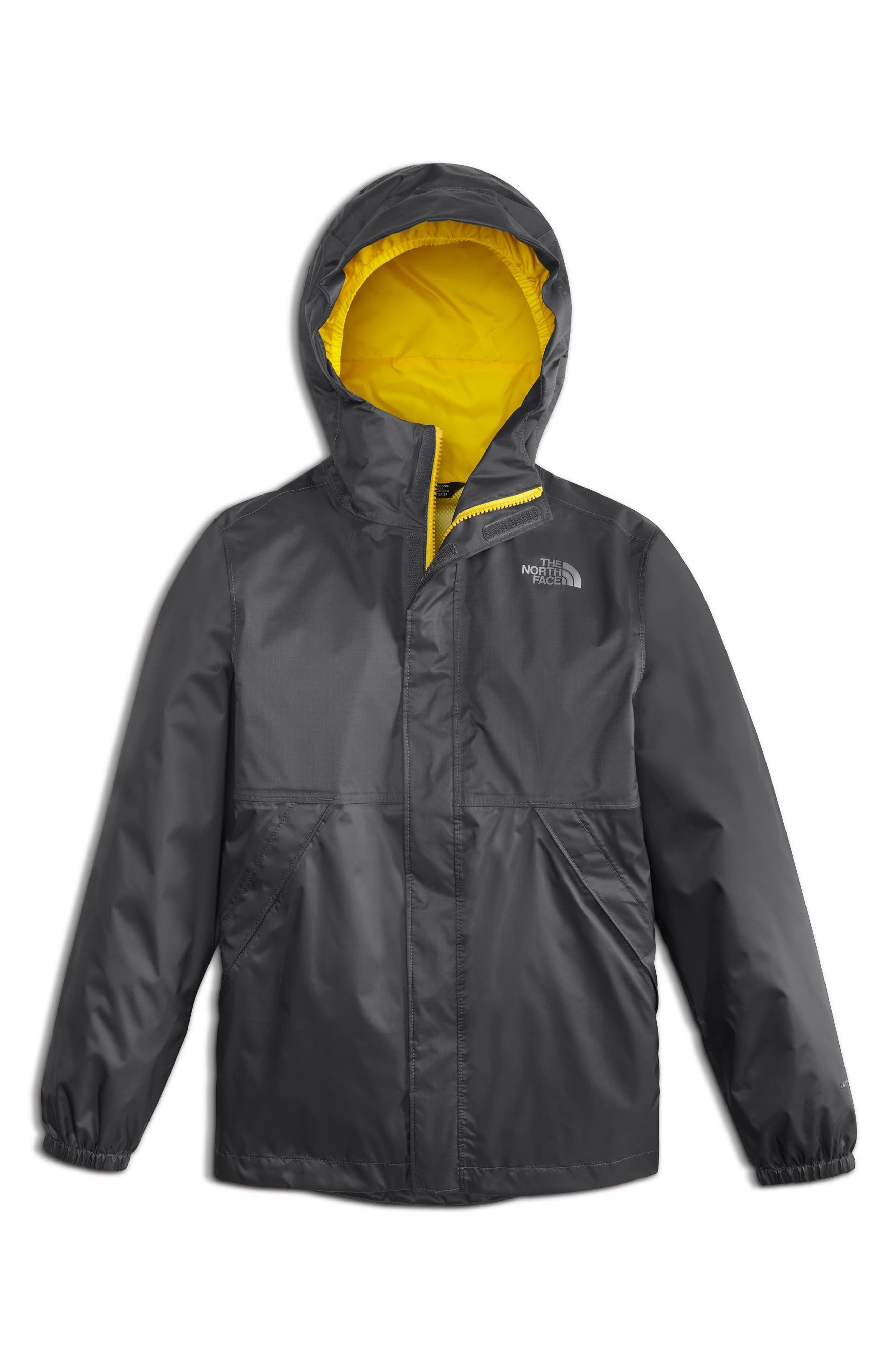 The North Face Stormy Rain TriClimate® Waterproof 3-in-1 Jacket (Big Boys)