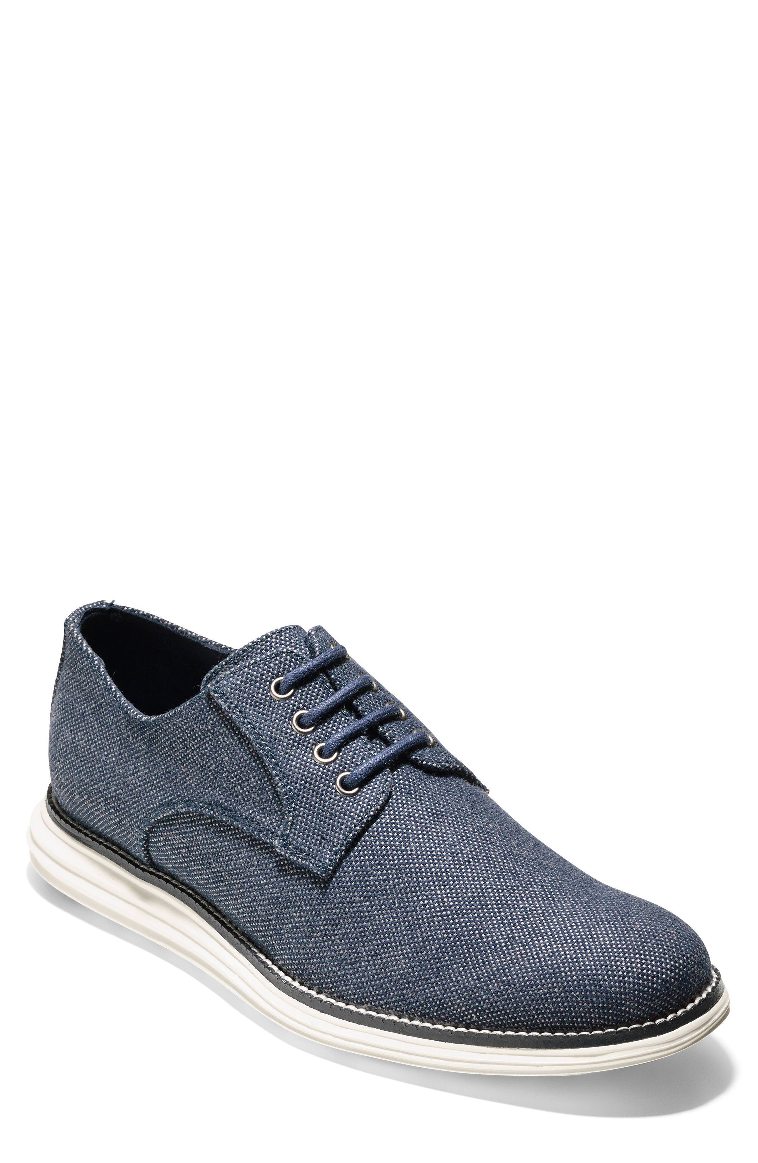 Cole Haan Original Grand Plain Toe Derby (Men)