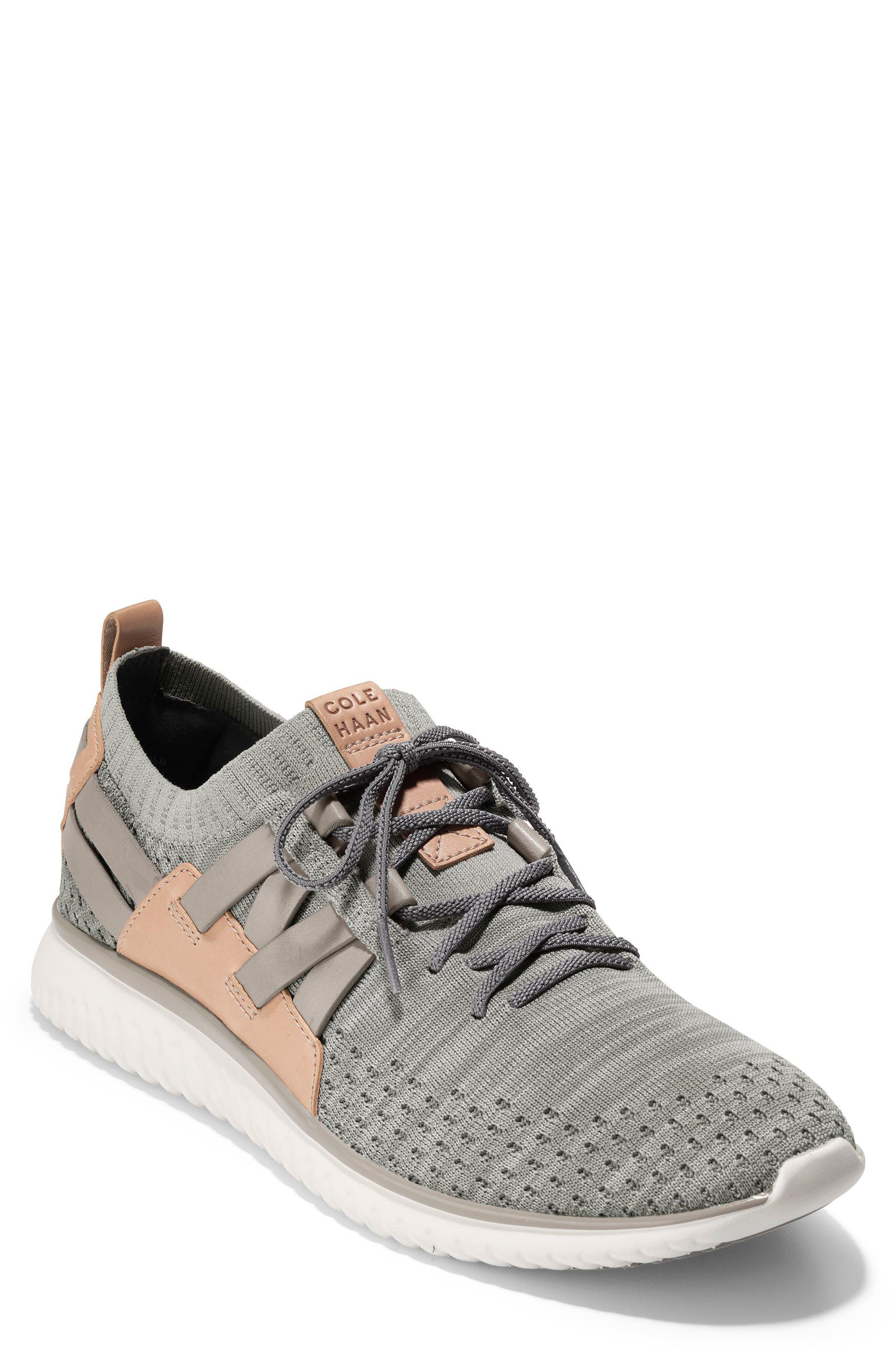 Grand Motion Sneaker,                         Main,                         color, Rockridge/ Ivory
