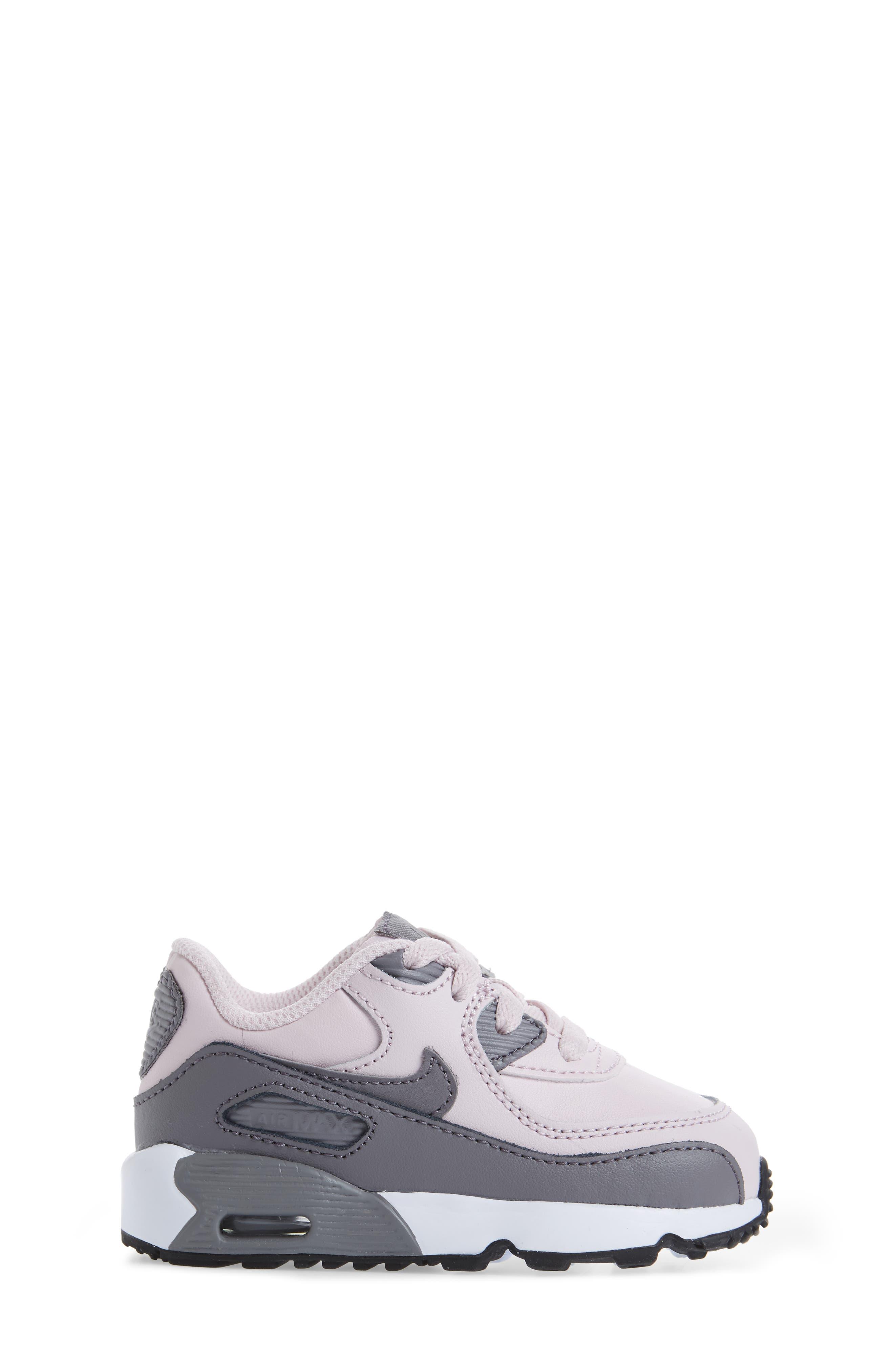 Alternate Image 3  - Nike 'Air Max 90' Sneaker (Baby, Walker, Toddler, Little Kid & Big Kid)