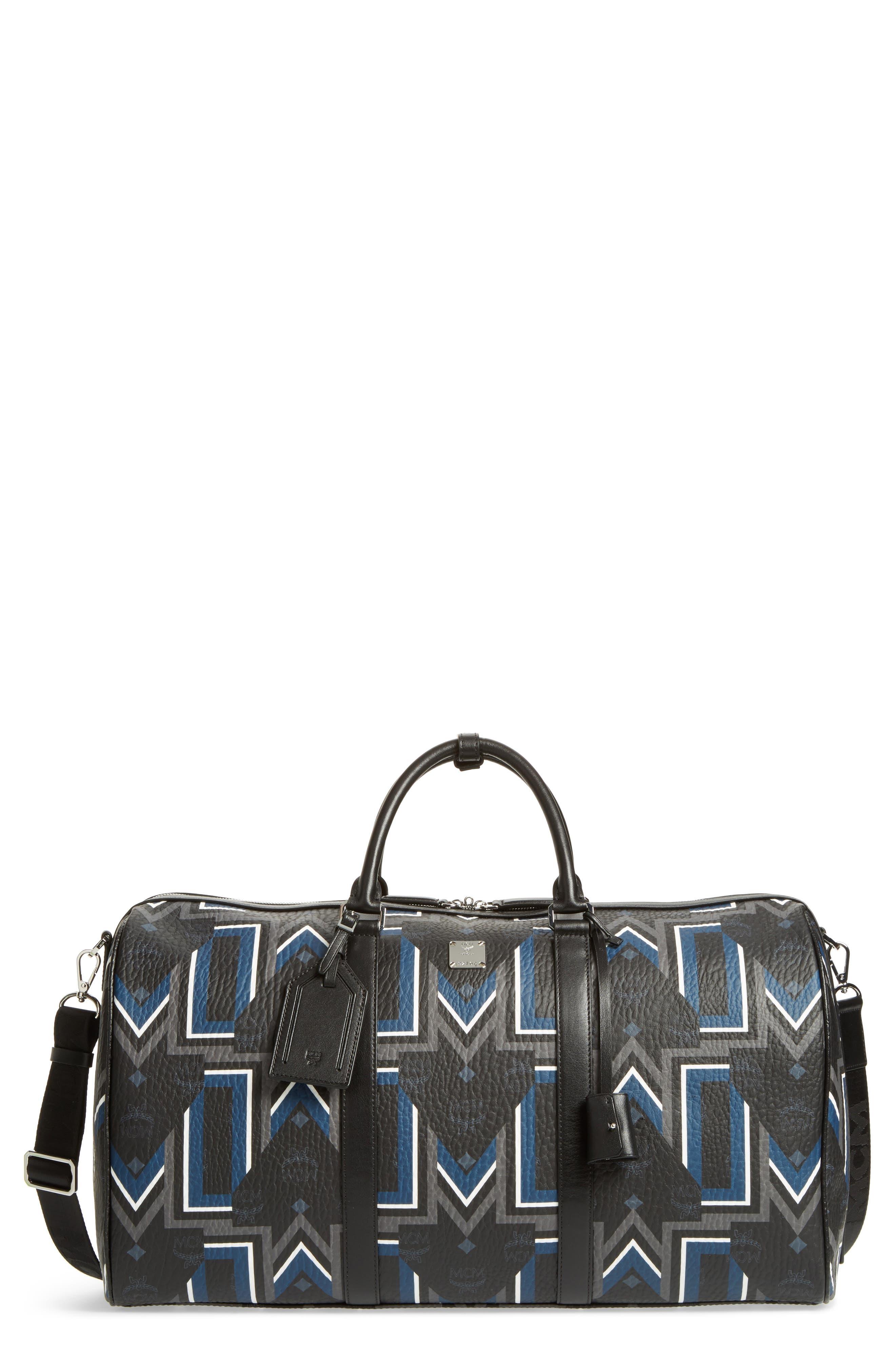 Gunta Visetos Duffel Bag,                         Main,                         color, Black