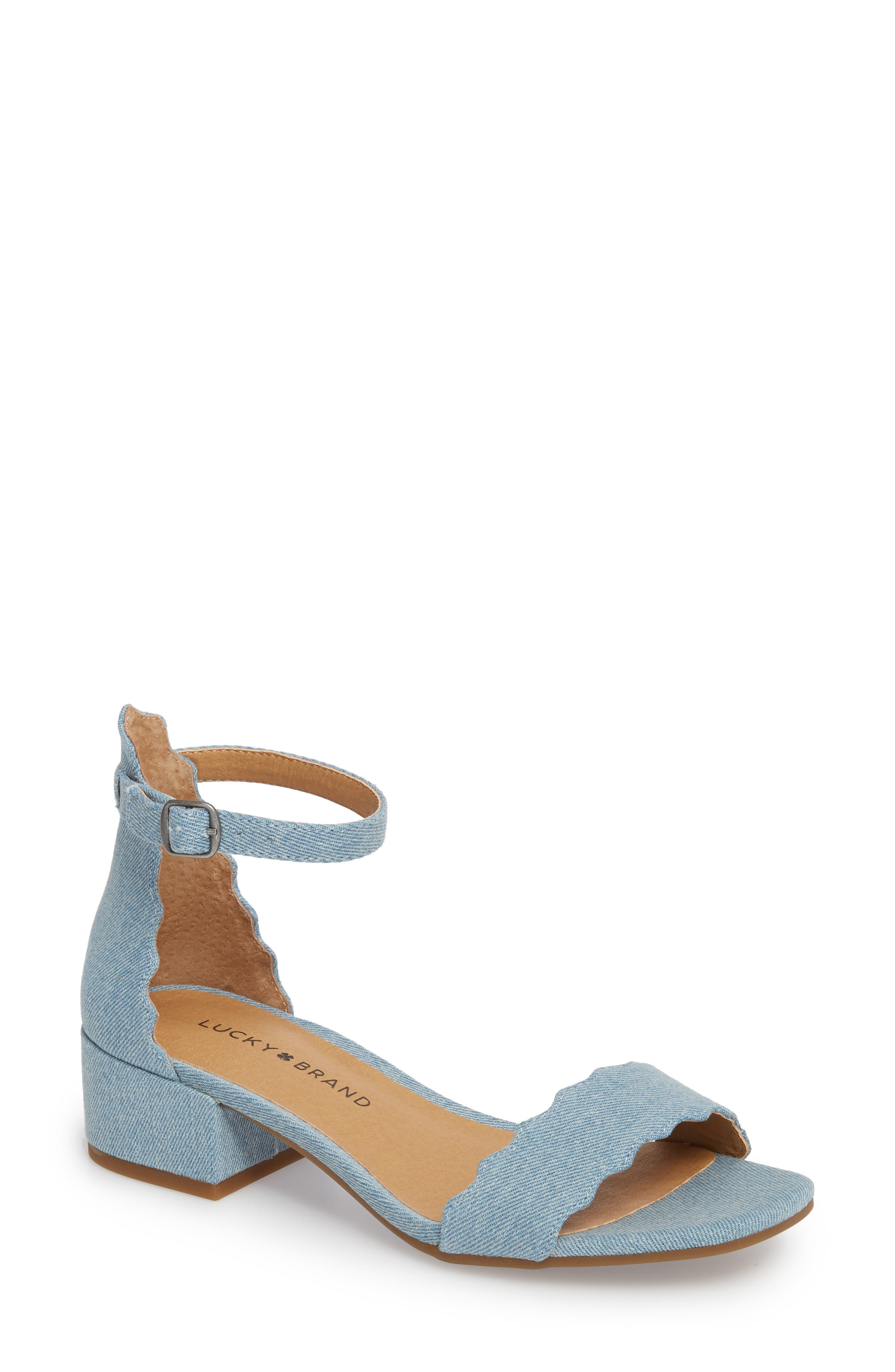 Lucky Brand Norreys Sandal (Women)