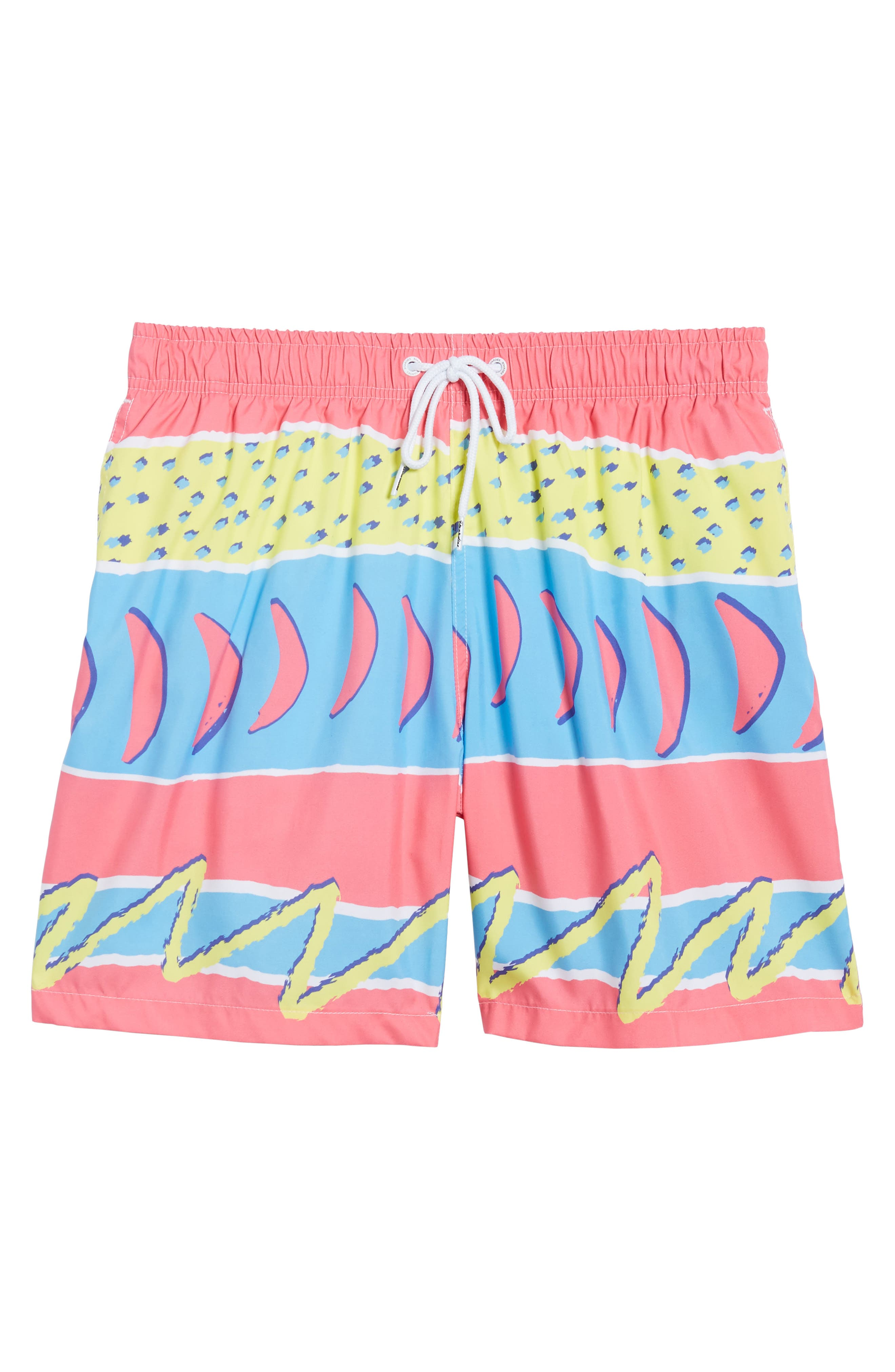 Fresh Prince Board Shorts,                             Alternate thumbnail 6, color,                             Multi