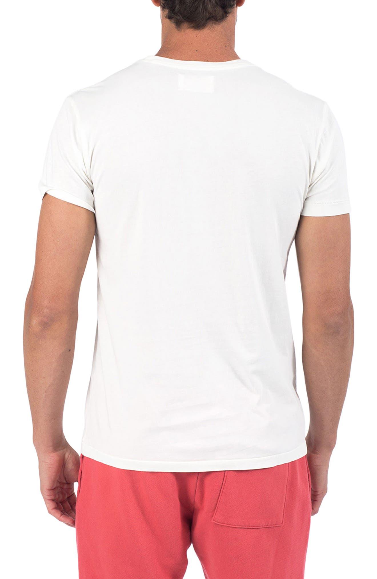Cuba Libre T-Shirt,                             Alternate thumbnail 2, color,                             D White