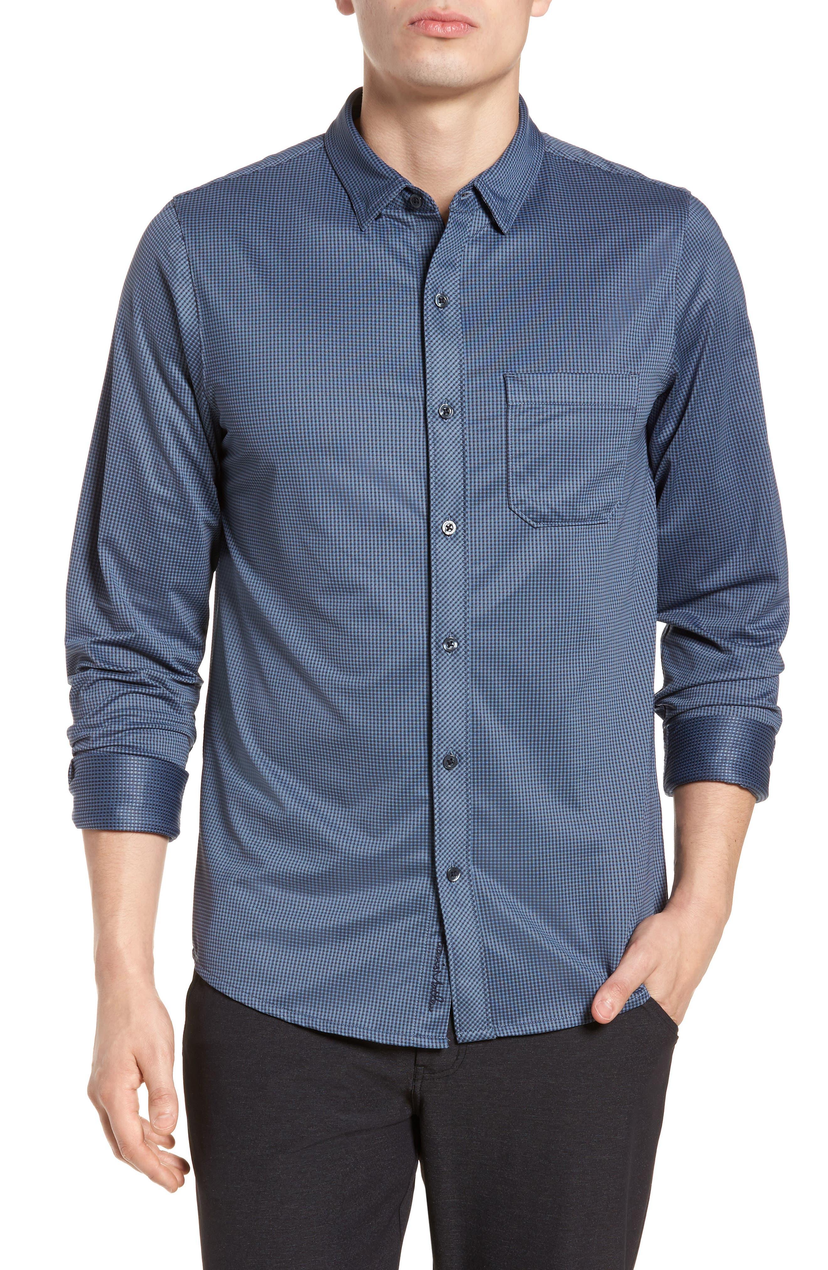 Travis Mathew Men's Casual Button-Down Shirts Clothing | Nordstrom