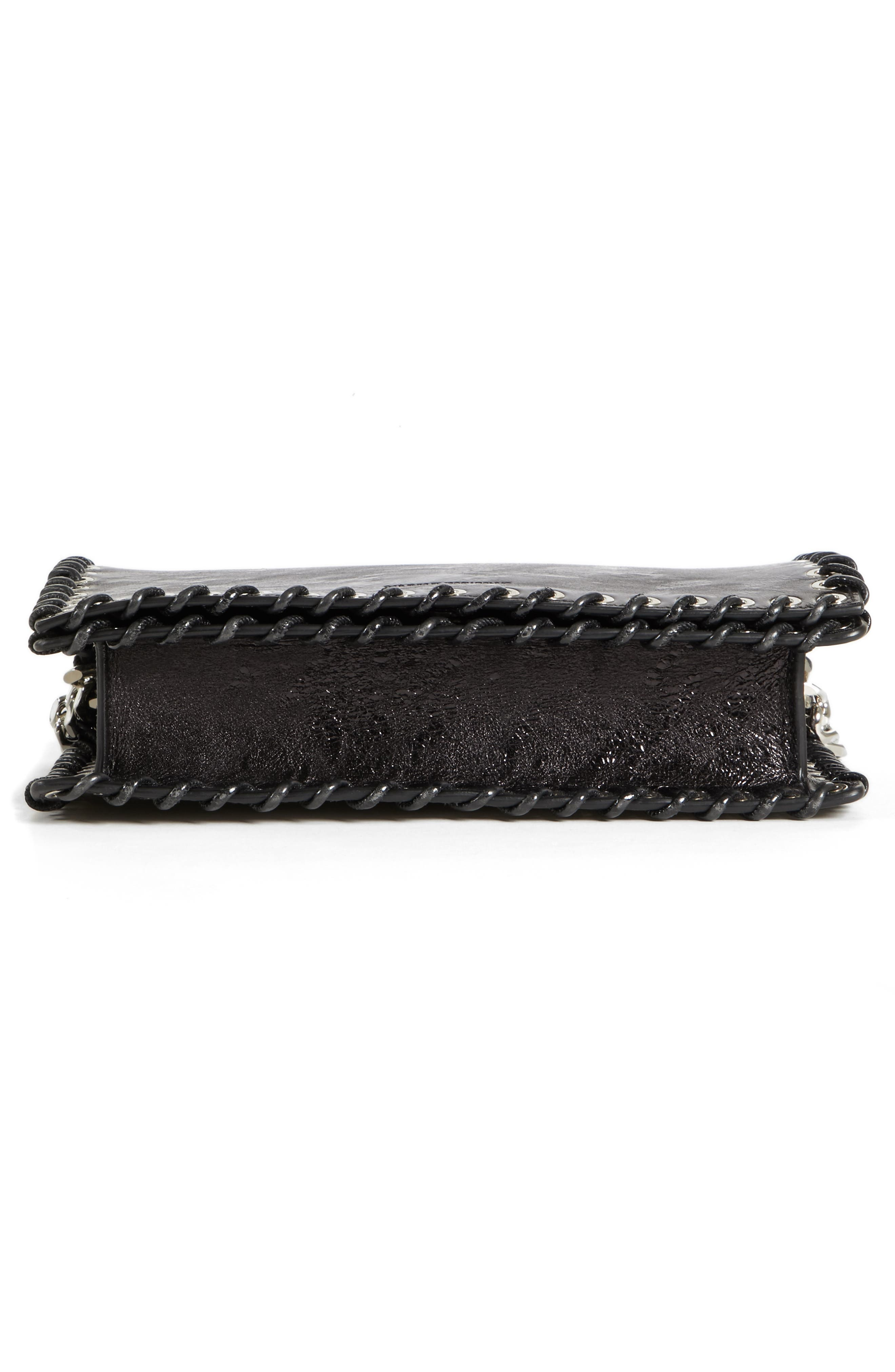 Alternate Image 6  - CALVIN KLEIN 205W39NYC Whipstitch Leather Shoulder Bag