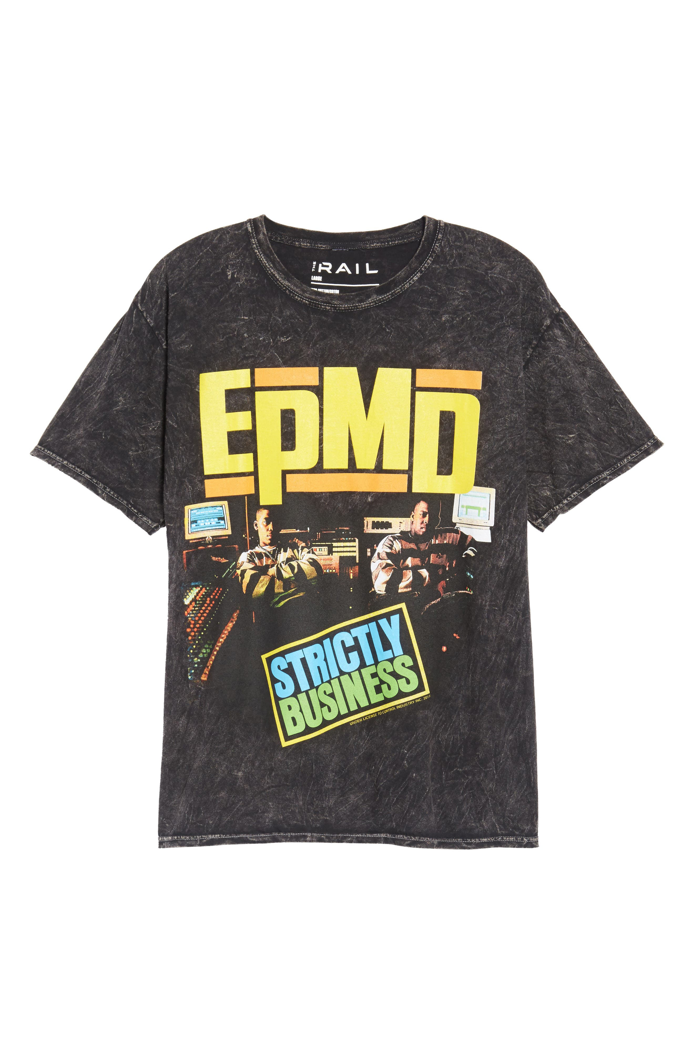 EPMD T-Shirt,                             Alternate thumbnail 6, color,                             Grey Charcoal Epmd