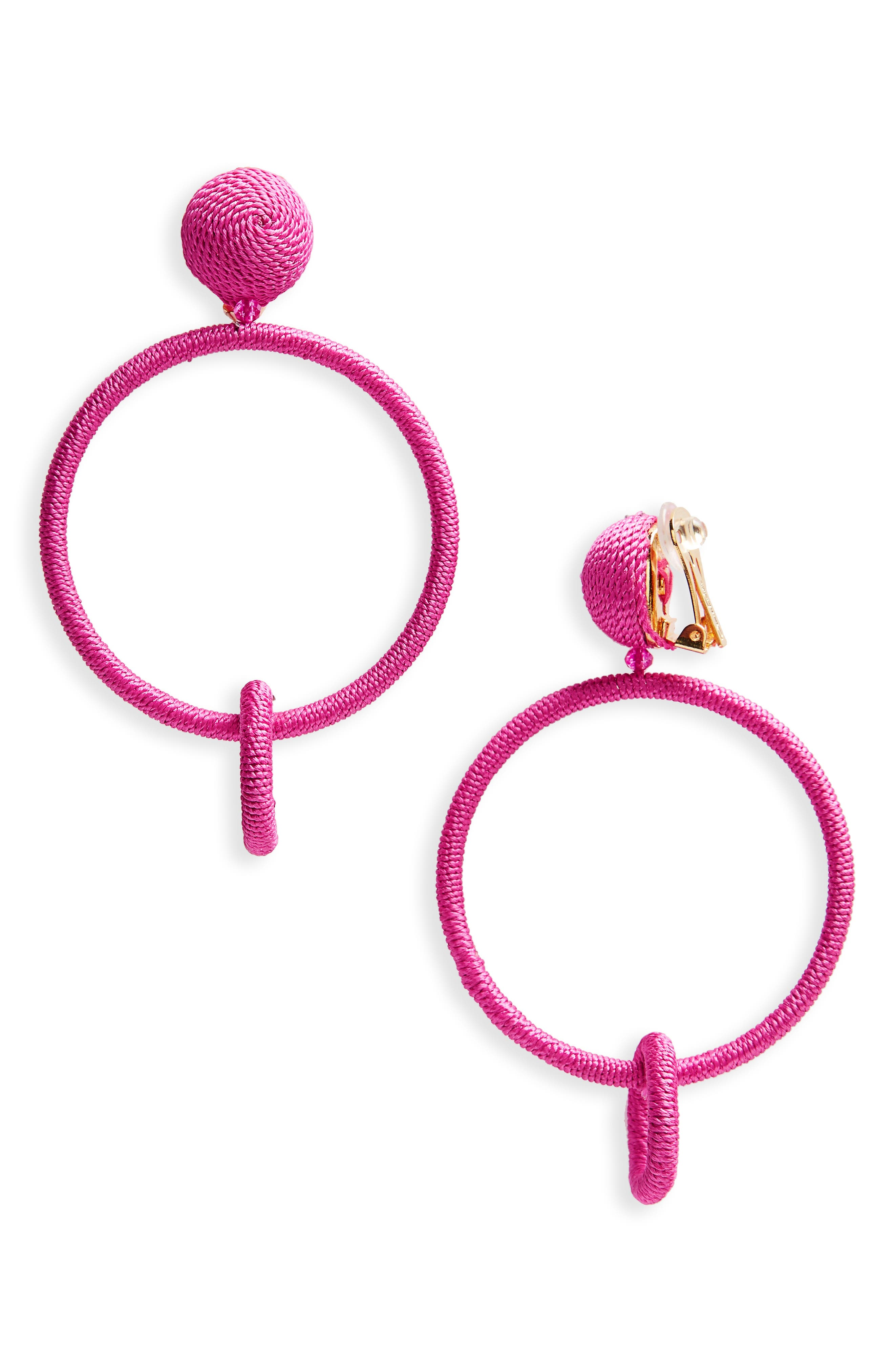 Drop Earrings,                         Main,                         color, Spinel