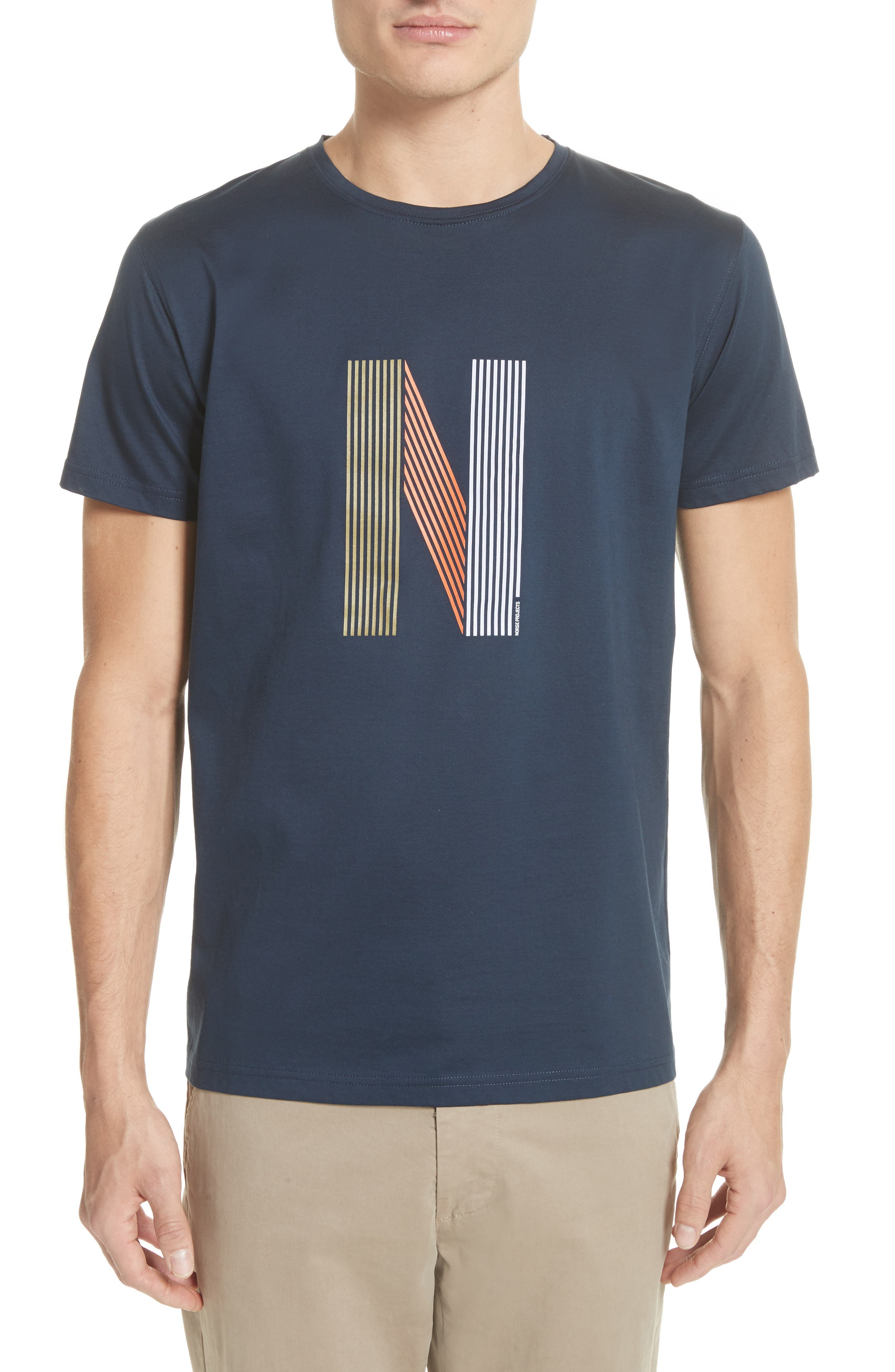 Norse Projects Niels Graphic T-Shirt
