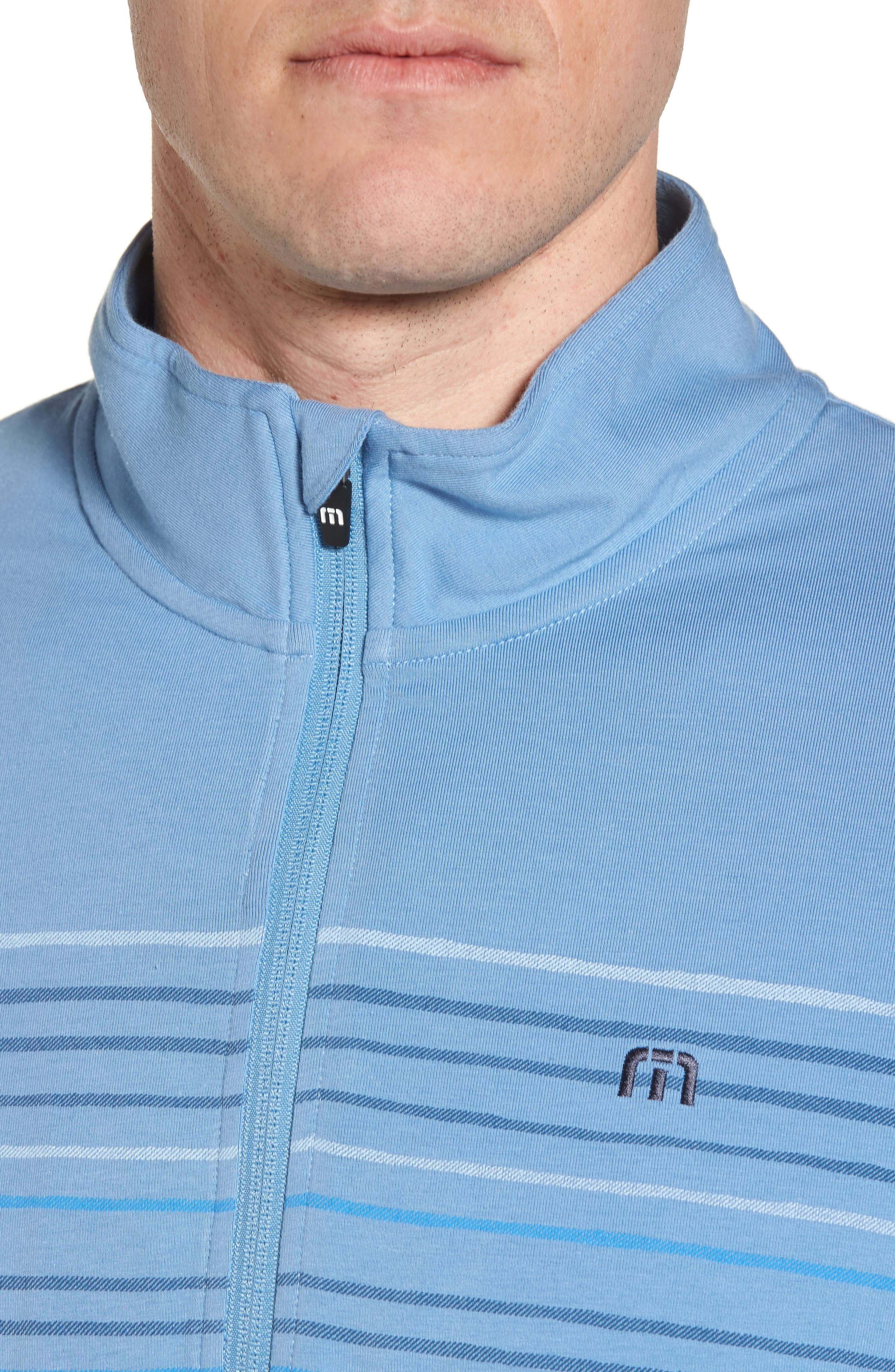 Vesa Quarter Zip Pullover,                             Alternate thumbnail 4, color,                             Allure