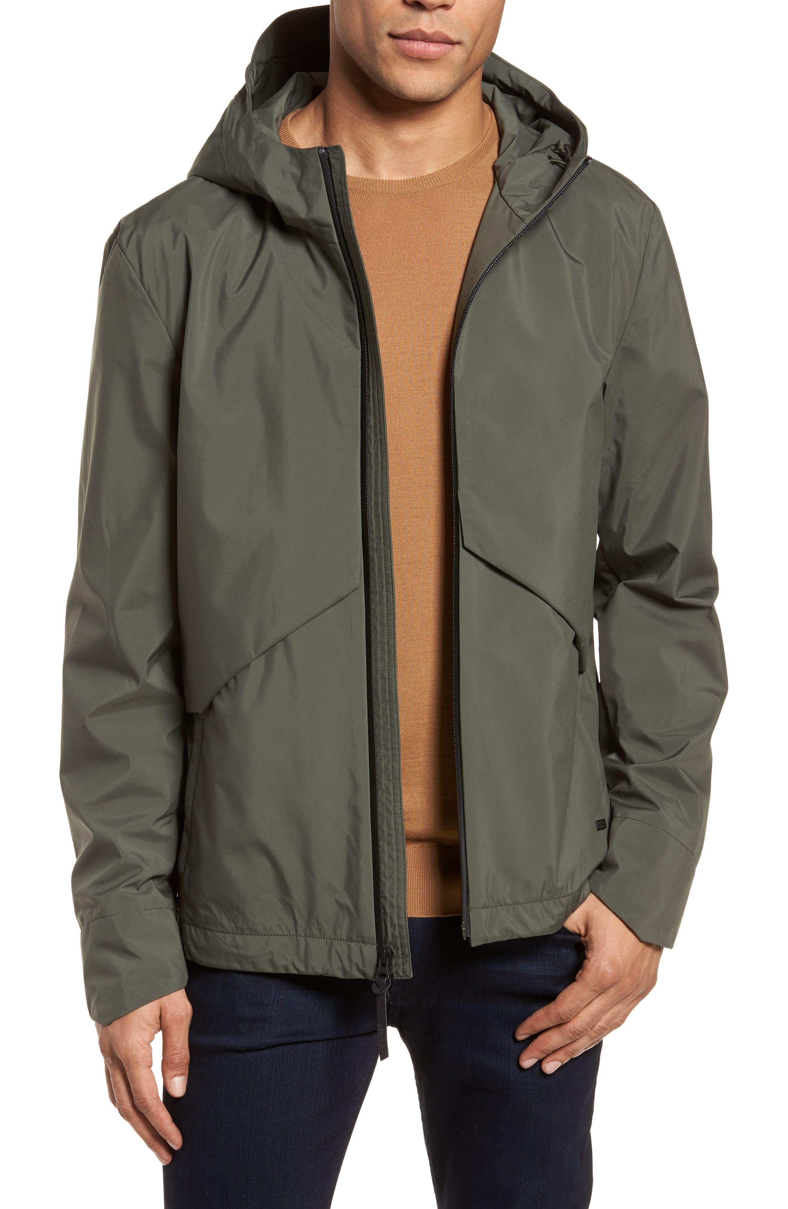 & Bros. Navigator Field Jacket,                         Main,                         color, Grape Leaf