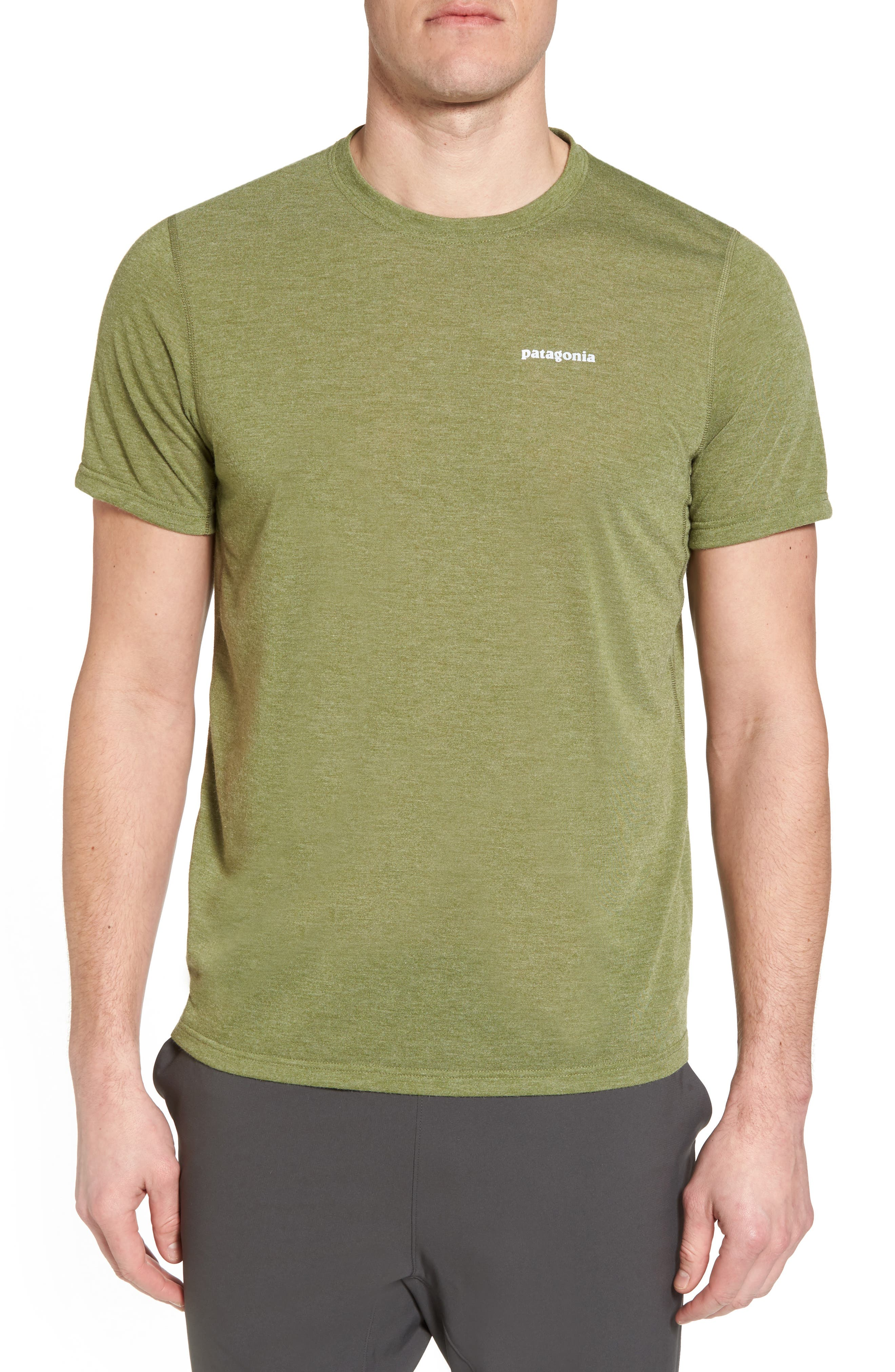 Patagonia Nine Trails Crewneck T-Shirt
