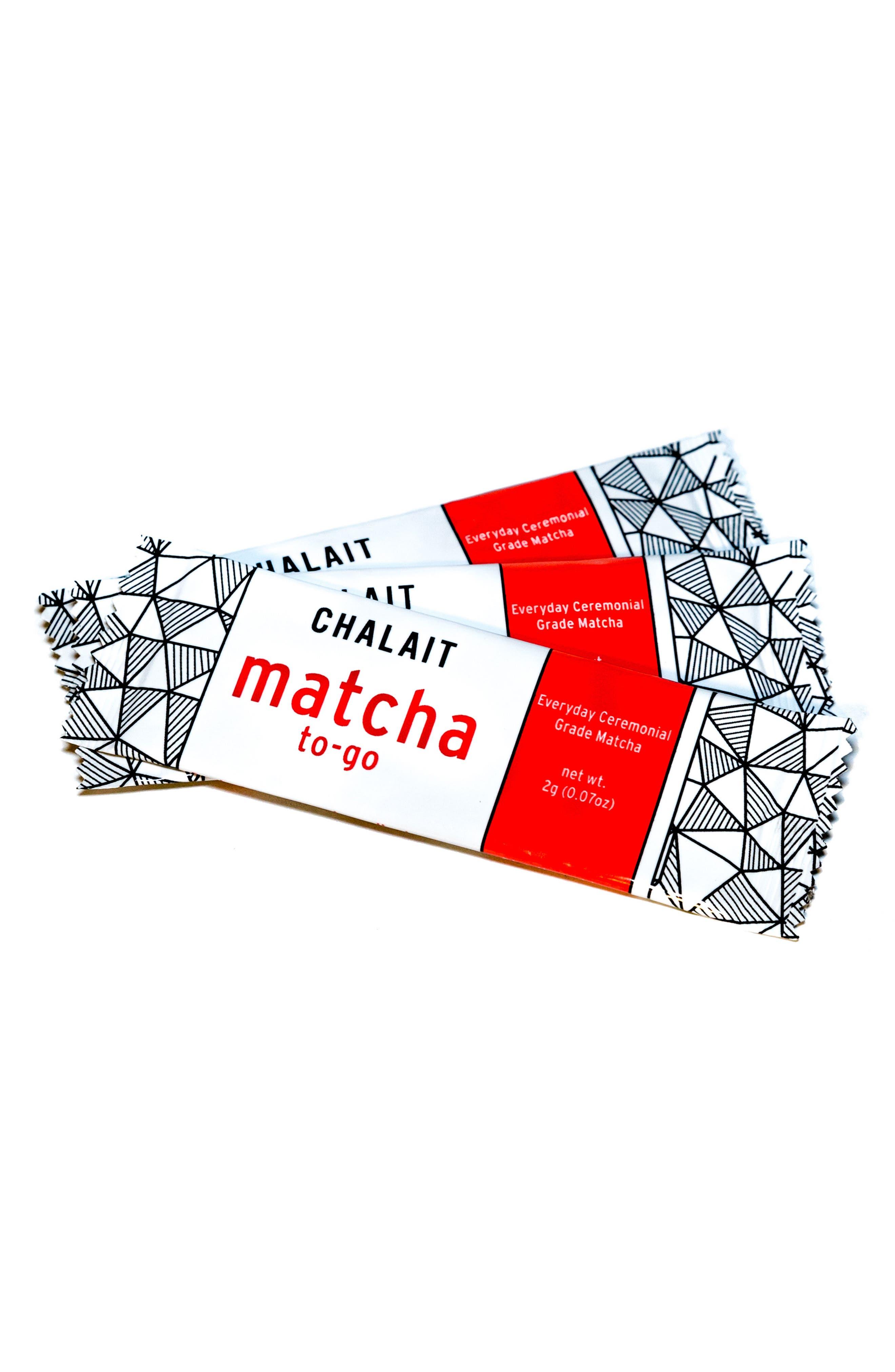 Alternate Image 3  - Chalait Ceremonial Everyday Matcha To-Go Sticks