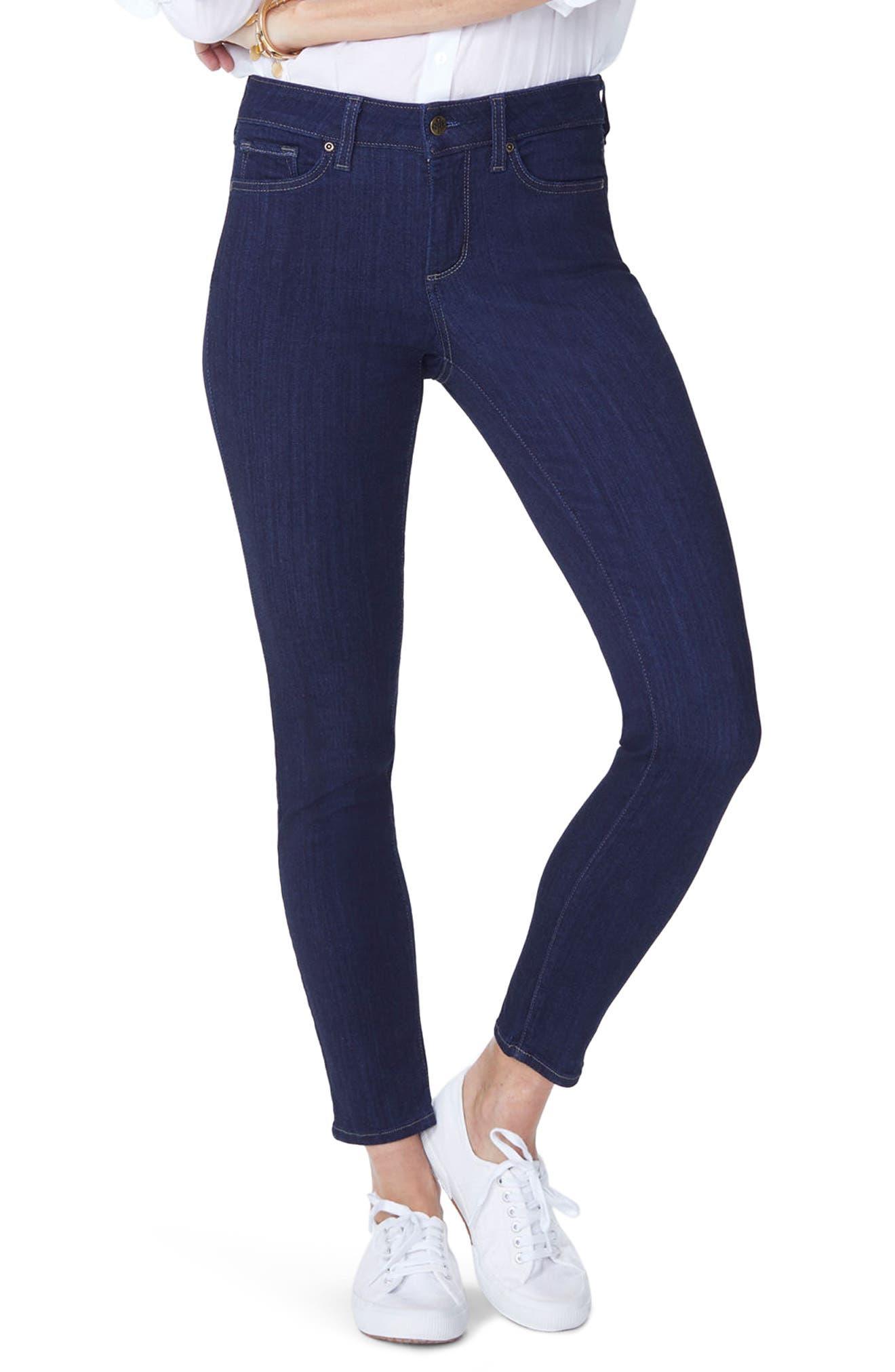 Ami Skinny Jeans,                         Main,                         color, Mabel