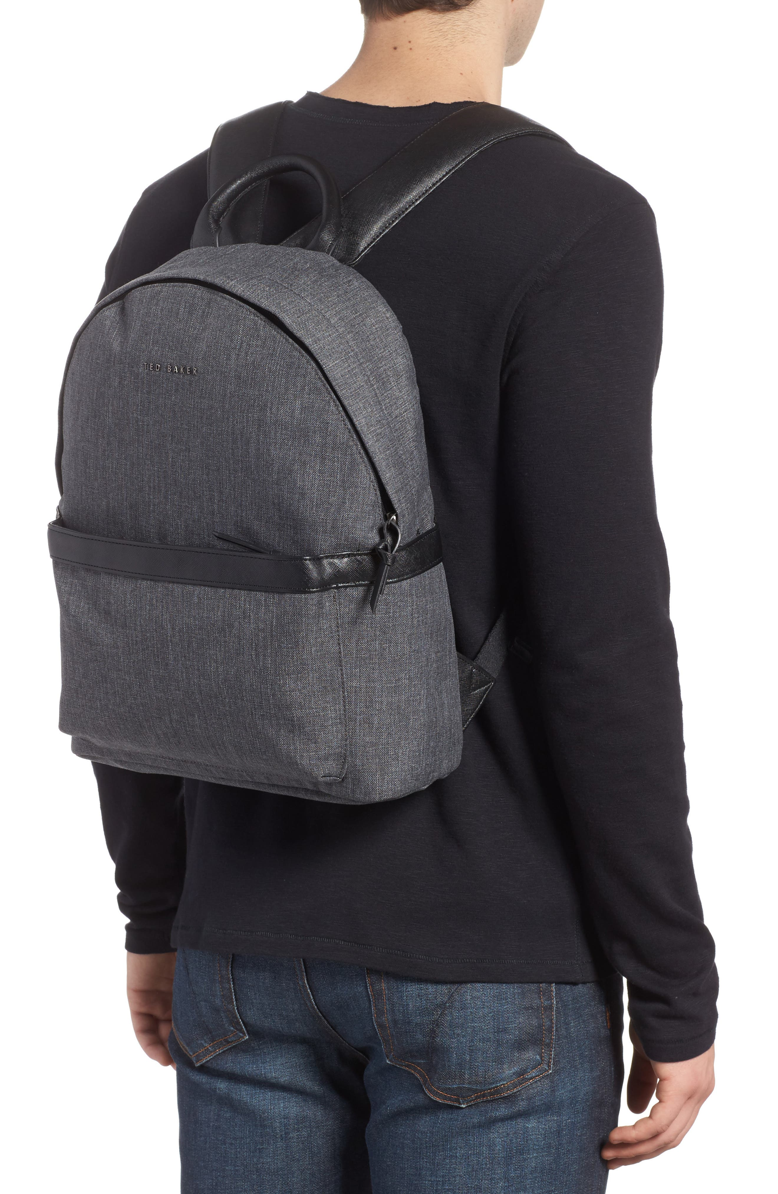 Lychee Backpack,                             Alternate thumbnail 2, color,                             Charcoal