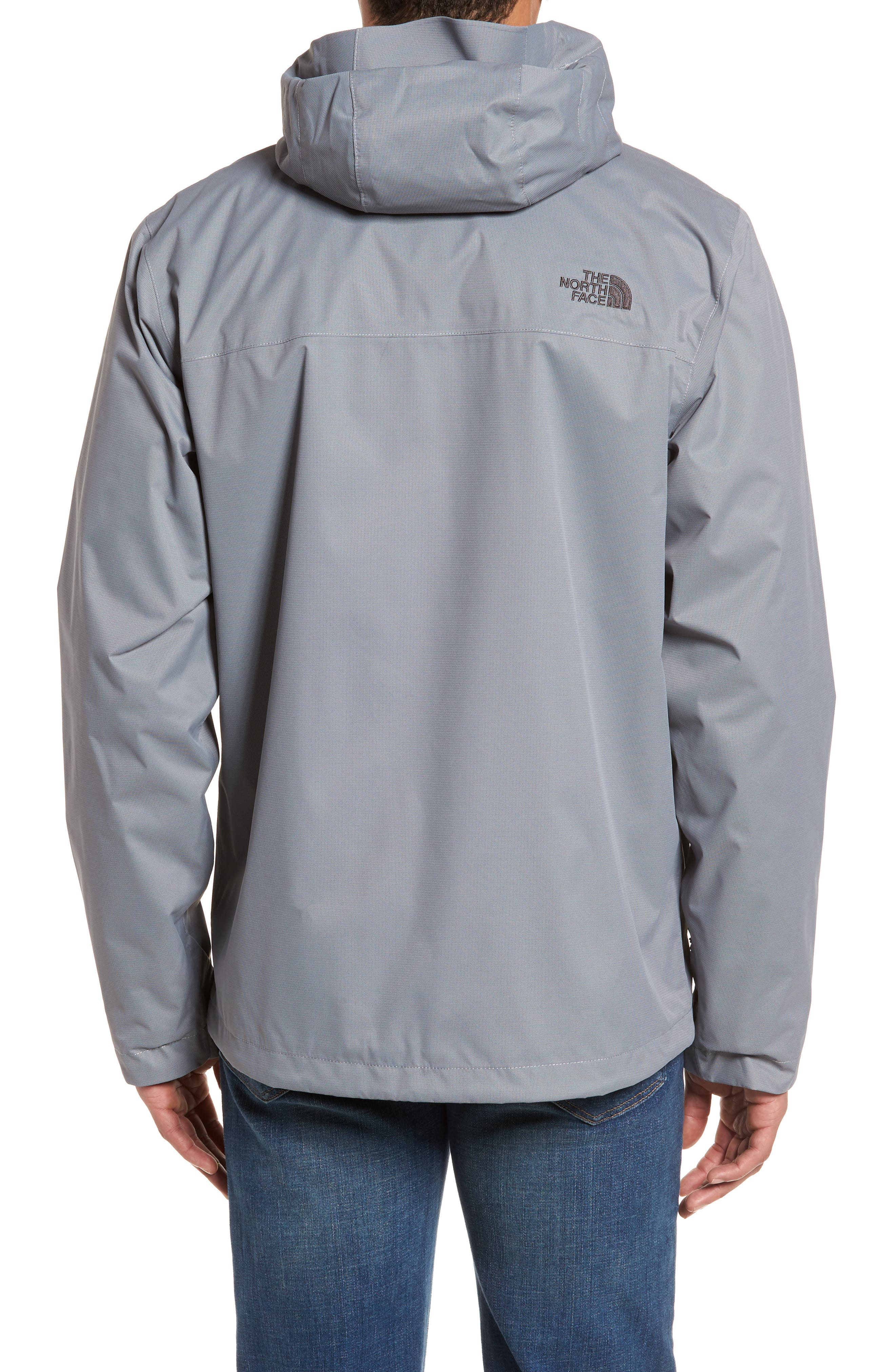 'Arrowood' TriClimate<sup>®</sup> 3-in-1 Jacket,                             Alternate thumbnail 2, color,                             Mid Grey