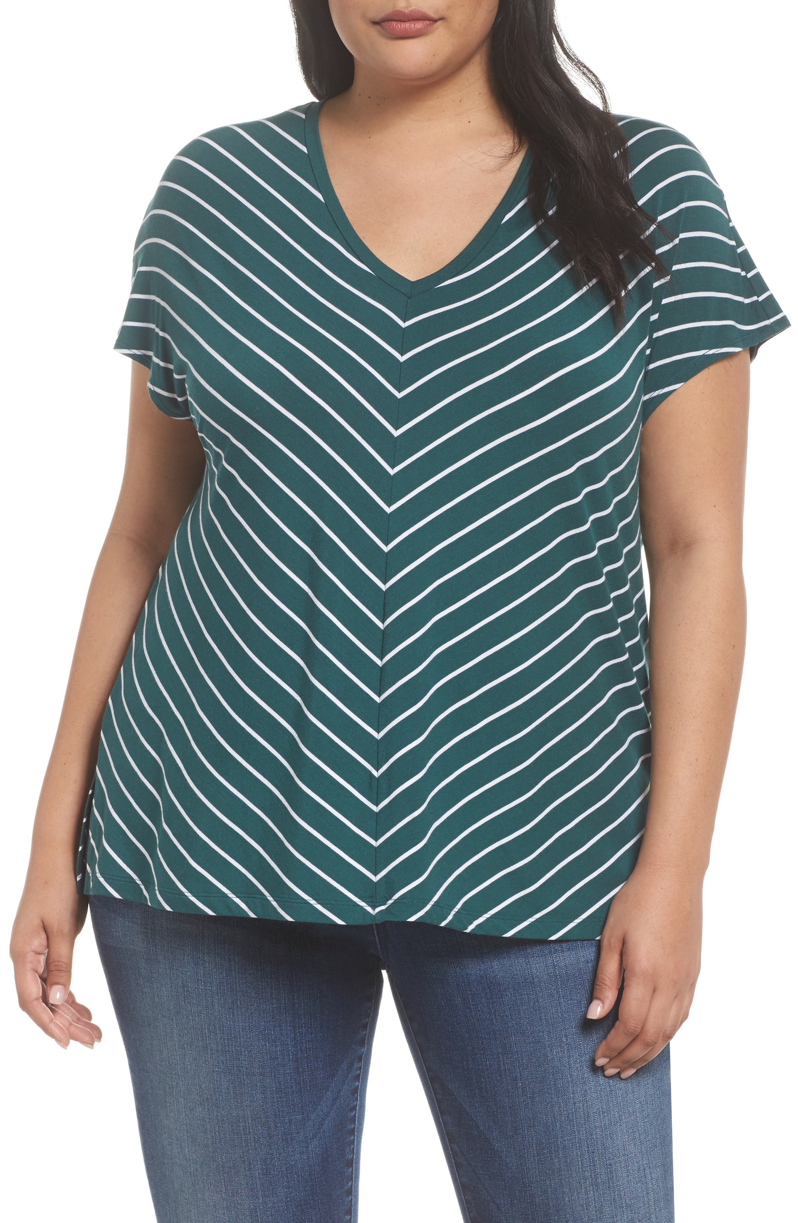 Sejour Easy Tee (Plus Size)