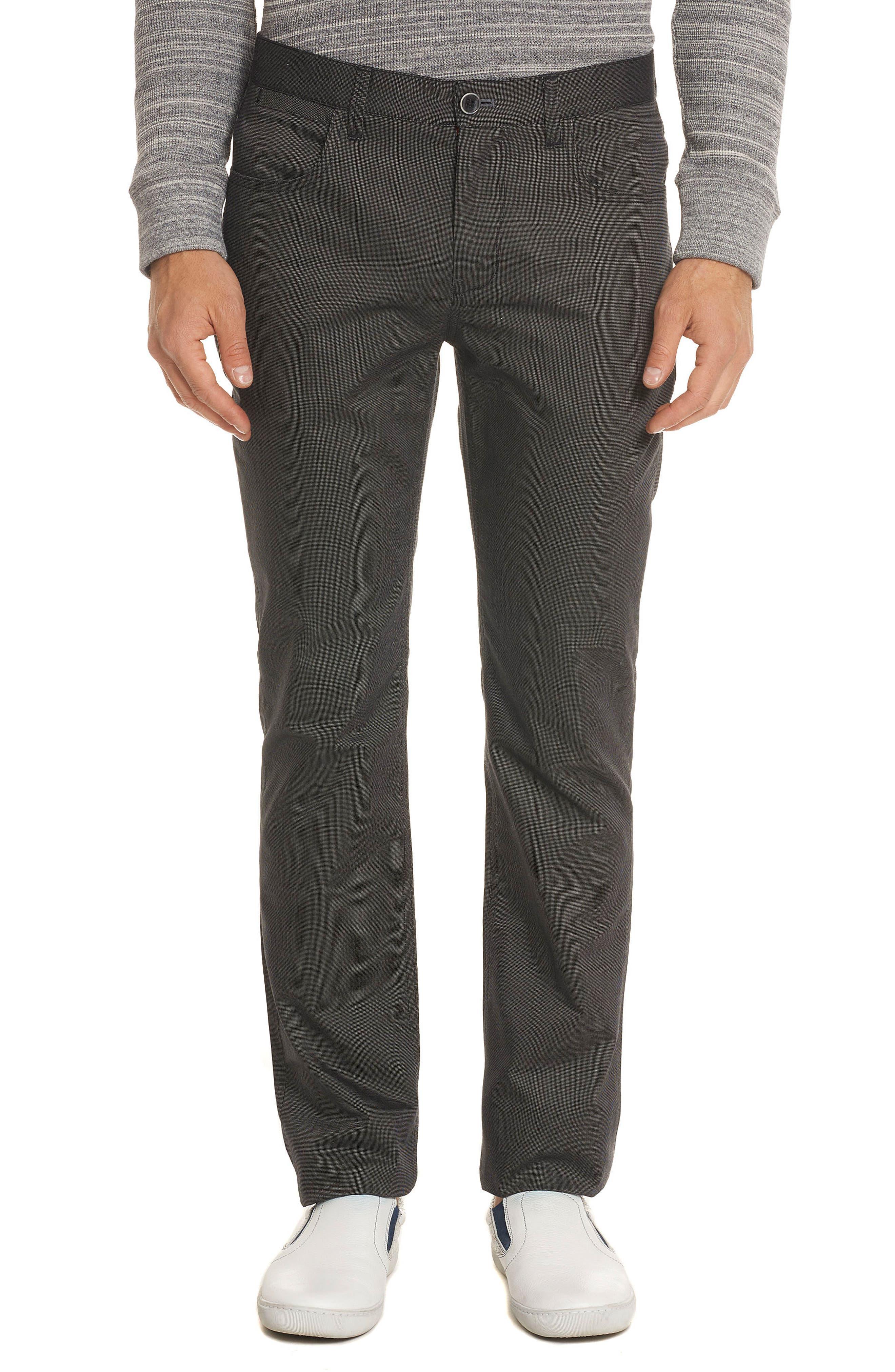 Alternate Image 1 Selected - Robert Graham Prio Tailored Fit Pants