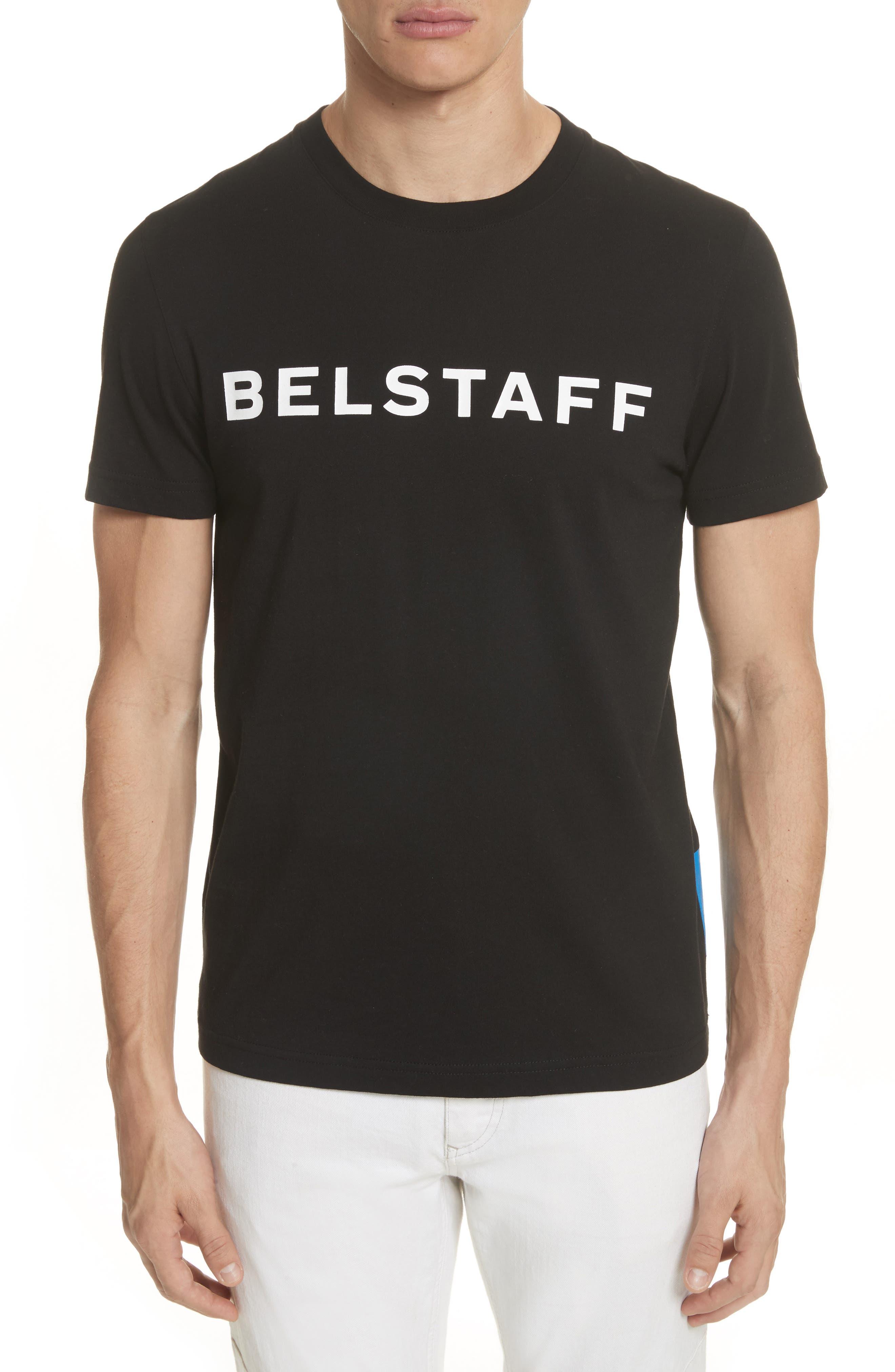 Heritage Logo Graphic T-Shirt,                             Main thumbnail 1, color,                             Black