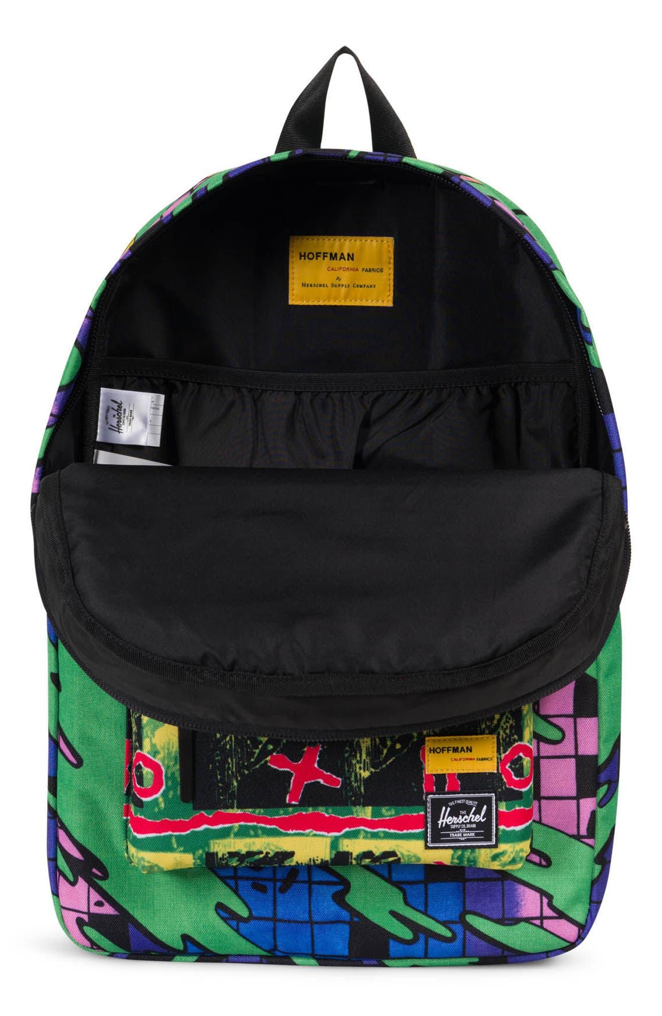 Hoffman Winlaw Backpack,                             Alternate thumbnail 3, color,                             Green