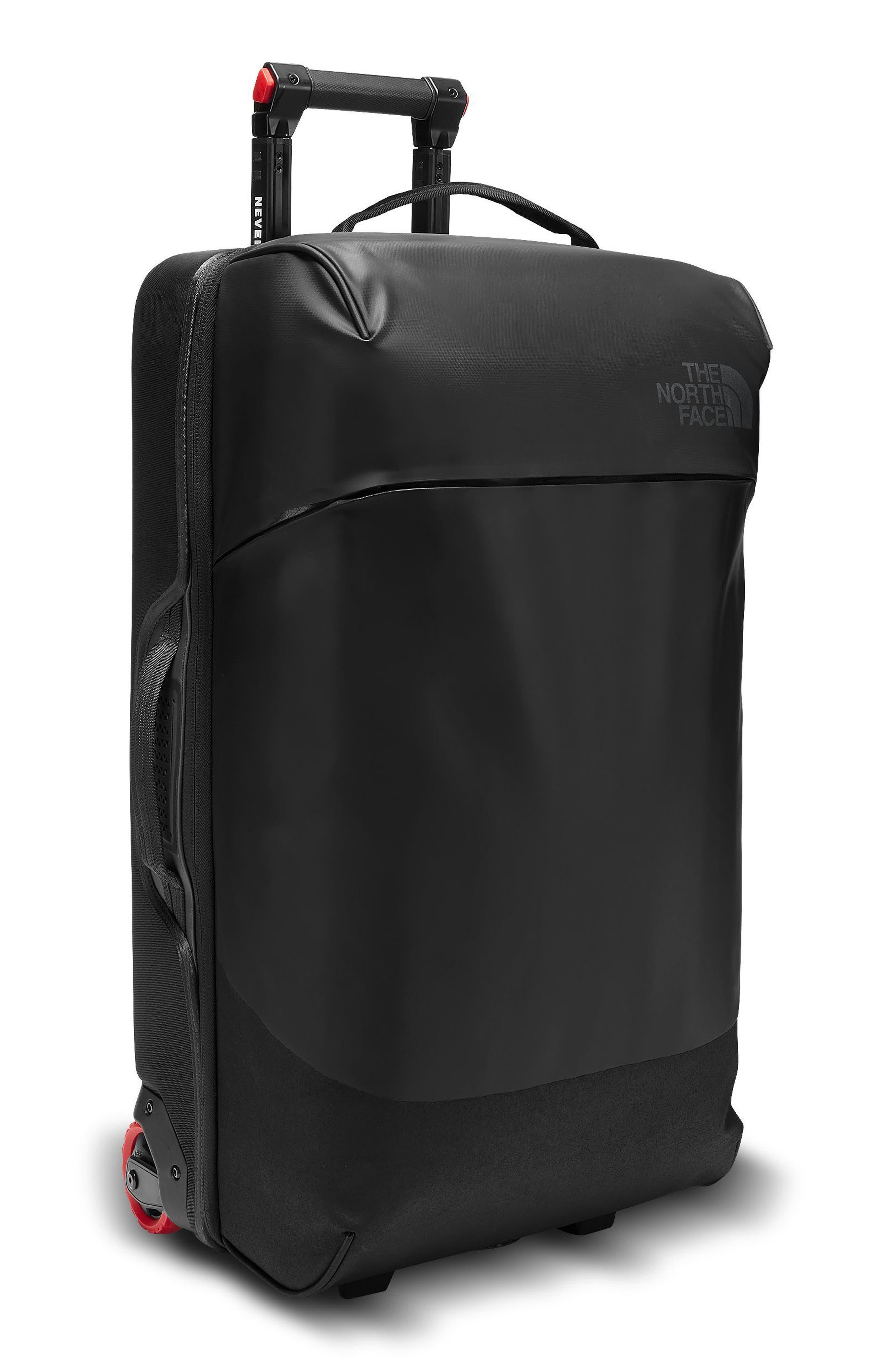 Stratoliner Large Wheeled Suitcase,                         Main,                         color, Tnf Black