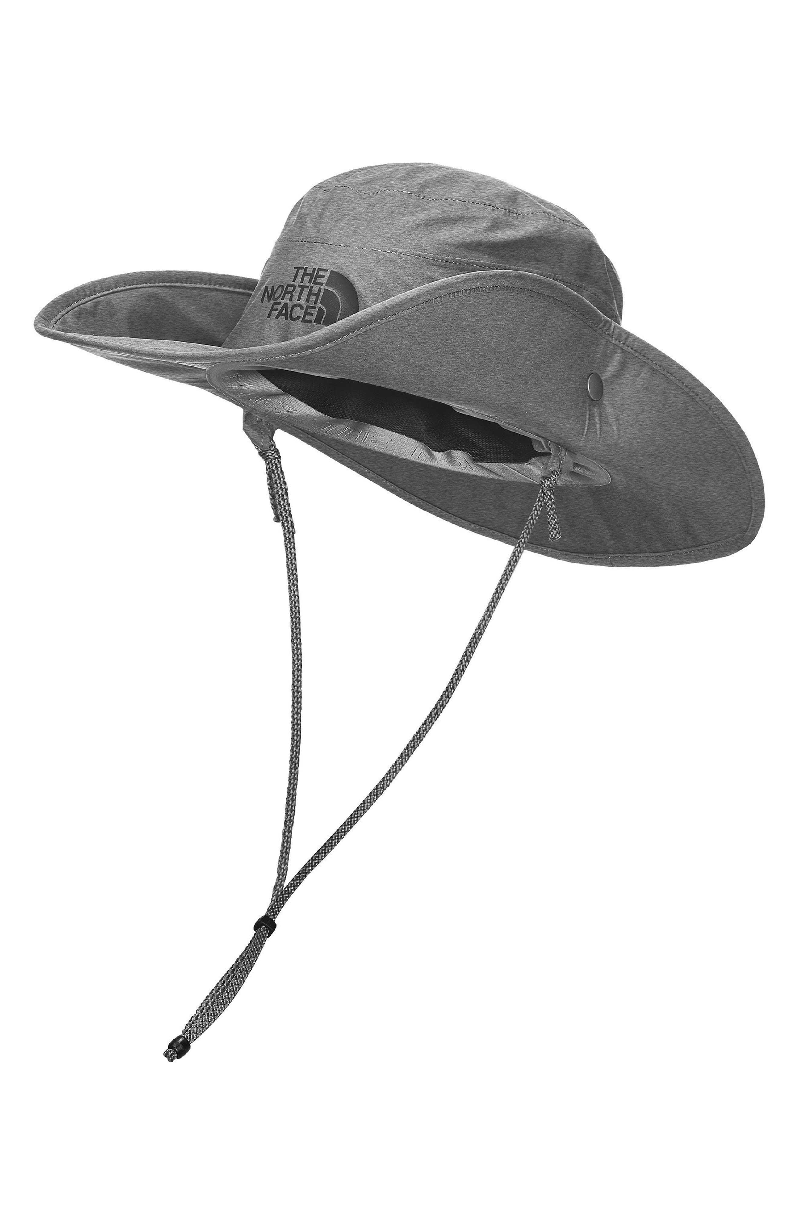Gore-Tex<sup>®</sup> Hiker Hat,                             Main thumbnail 1, color,                             Medium Grey Heather/ Asphalt