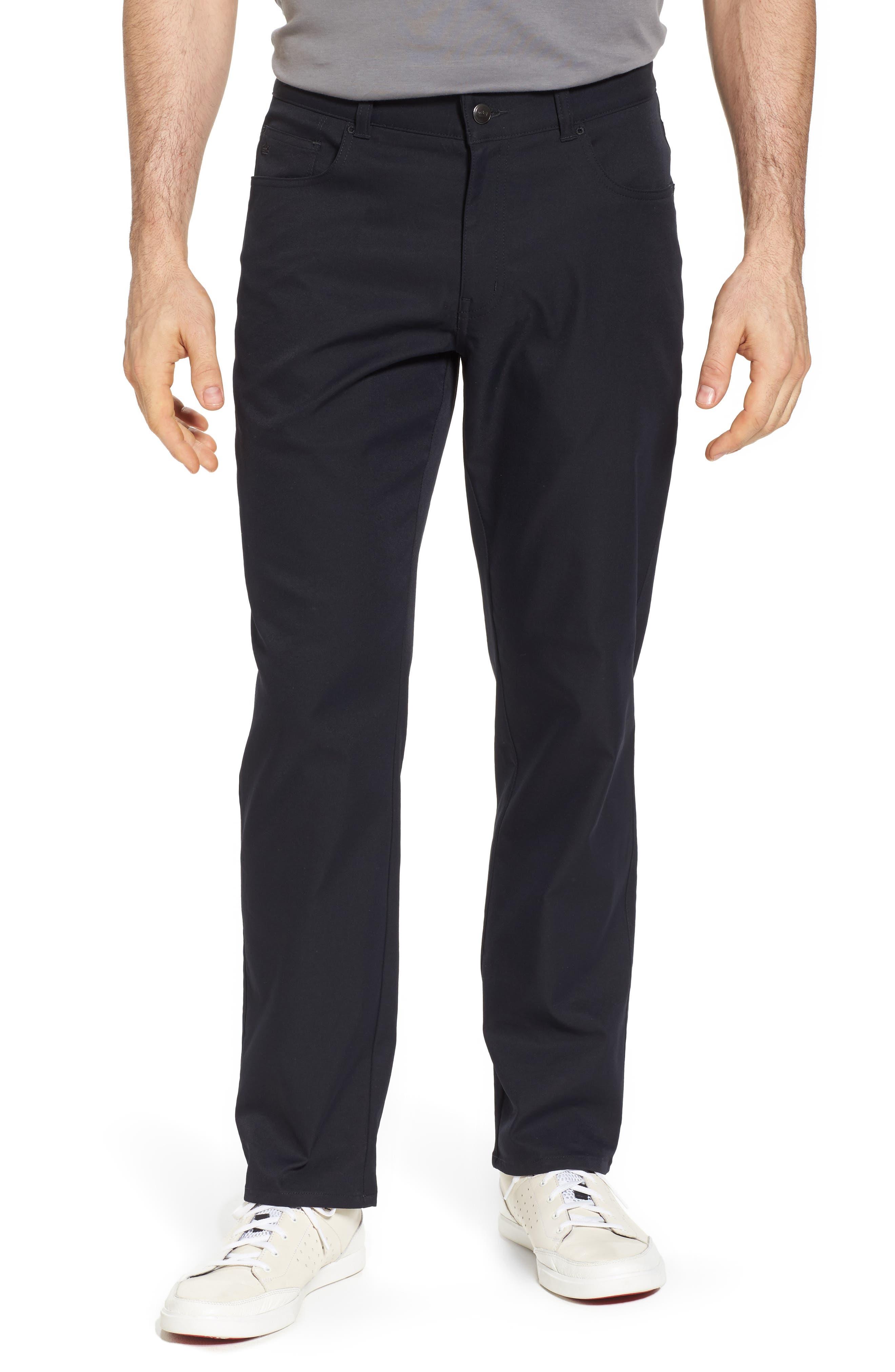 EB66 Performance Six-Pocket Pants,                         Main,                         color, Black