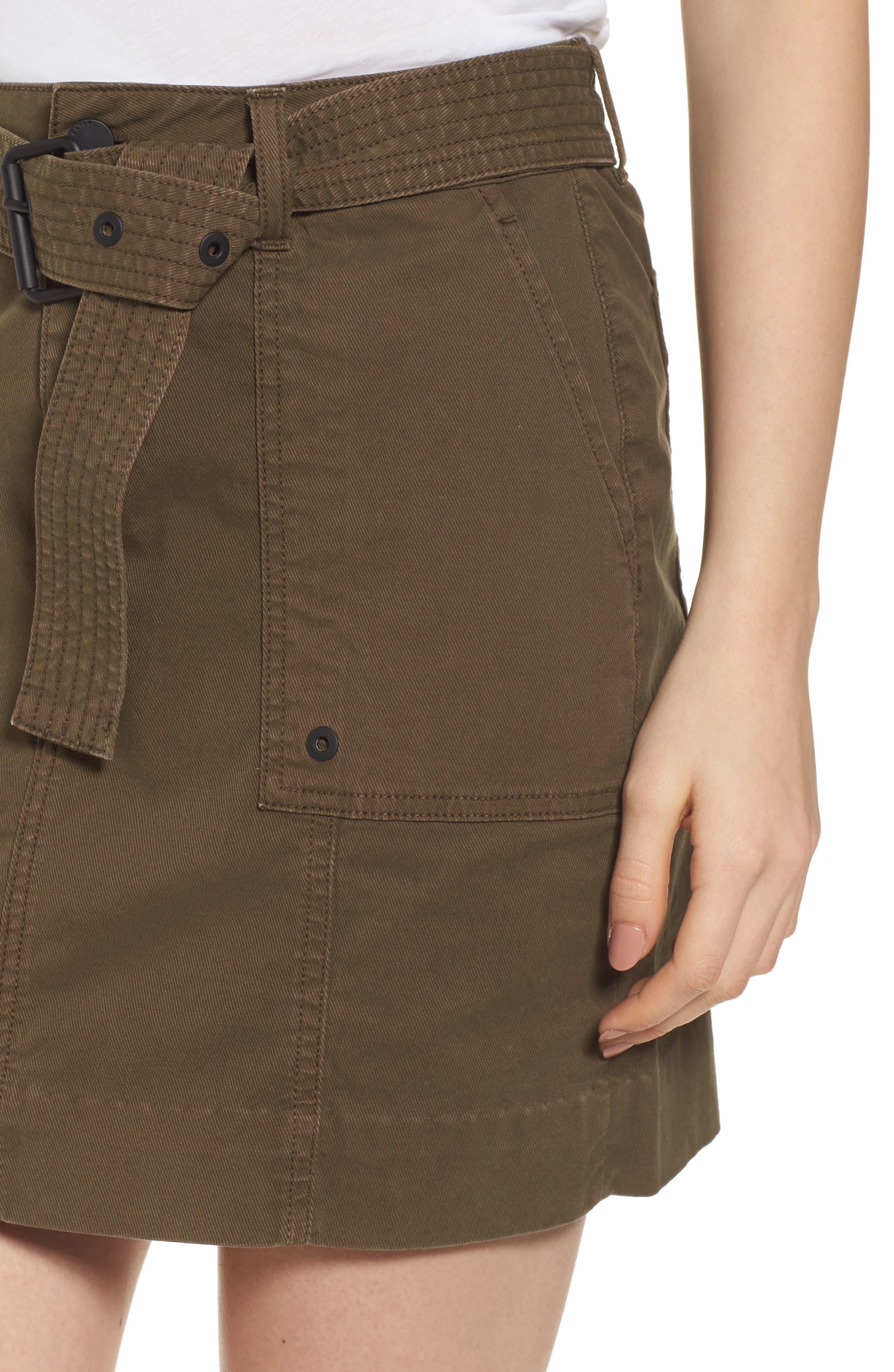 Parker Utility Skirt,                             Alternate thumbnail 4, color,                             Driftless