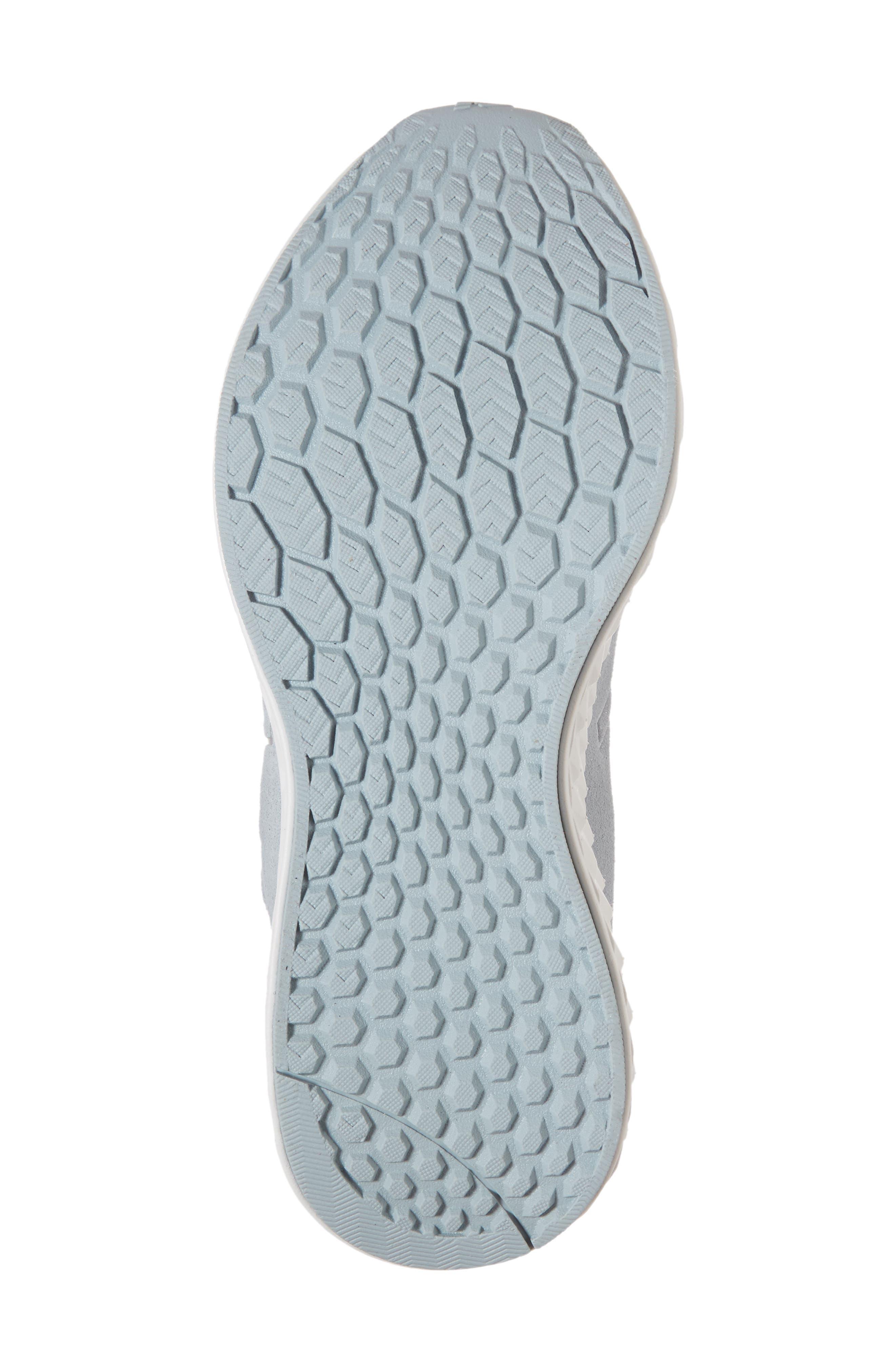 Fresh Foam Cruz Running Shoe,                             Alternate thumbnail 6, color,                             Light Slate