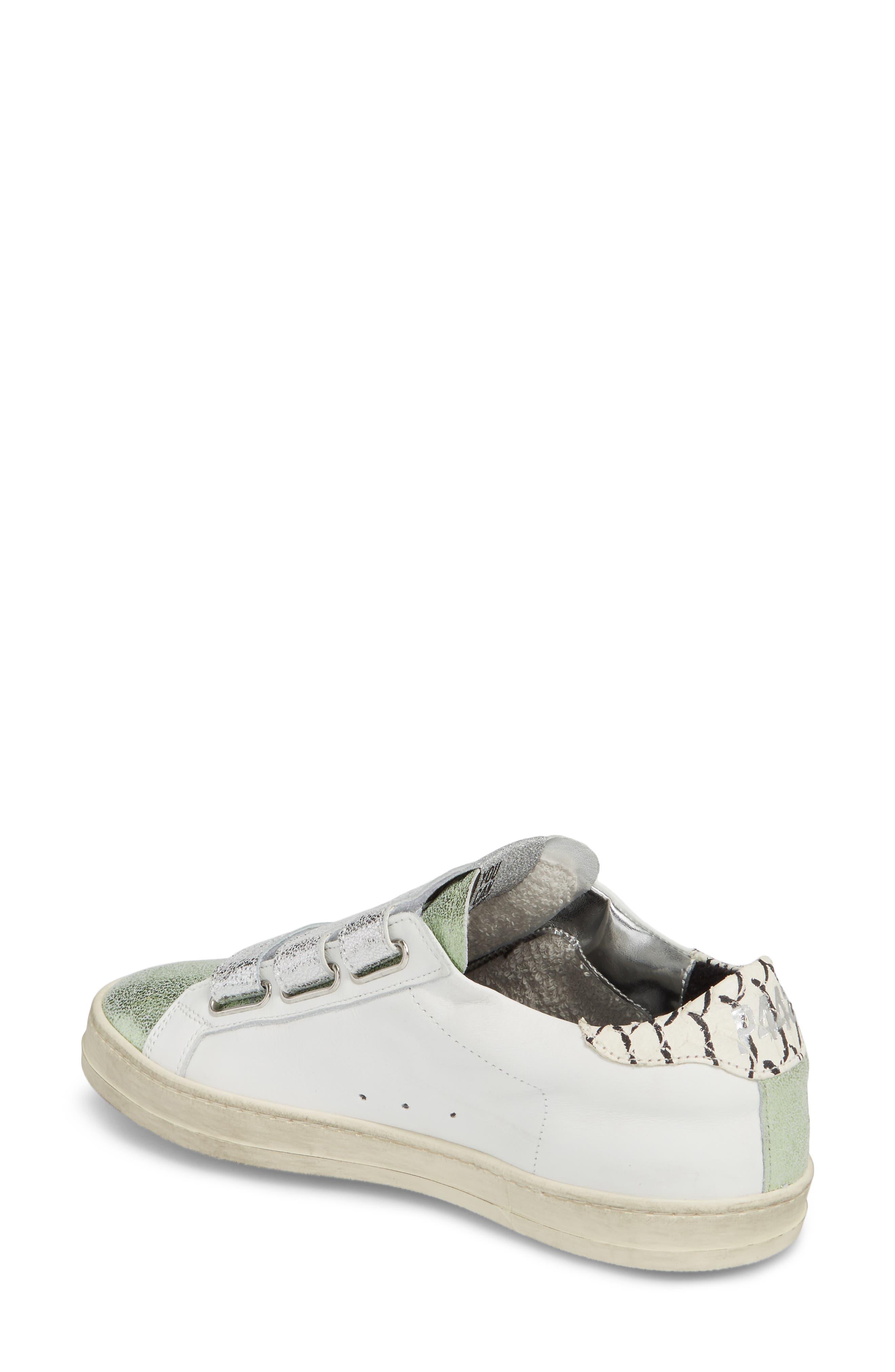 Ralph Sneaker,                             Alternate thumbnail 2, color,                             Green
