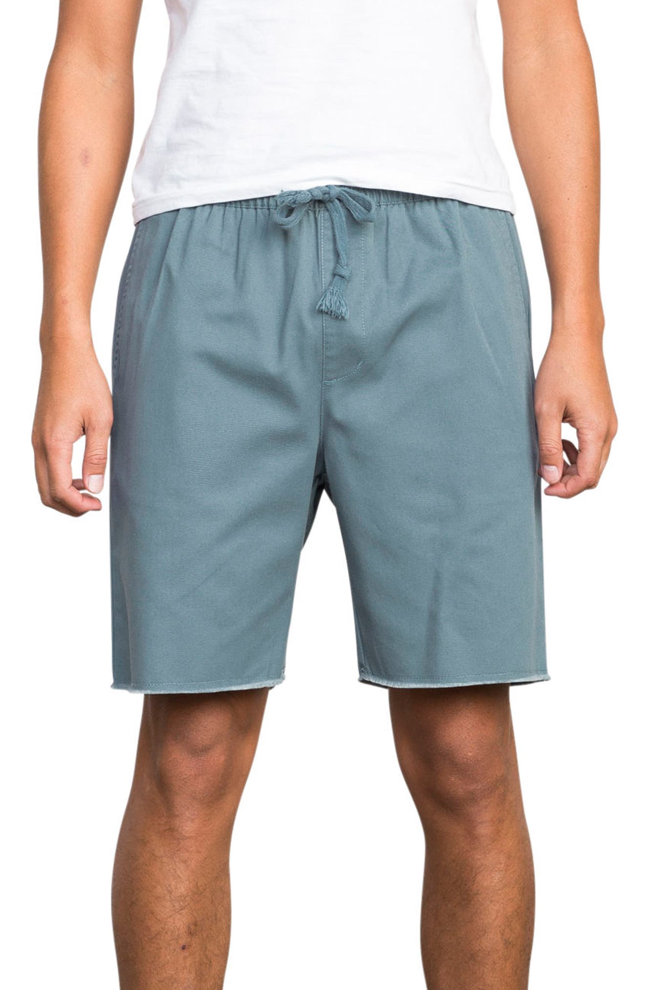 Alternate Image 1 Selected - RVCA A.T. Dayshift Shorts