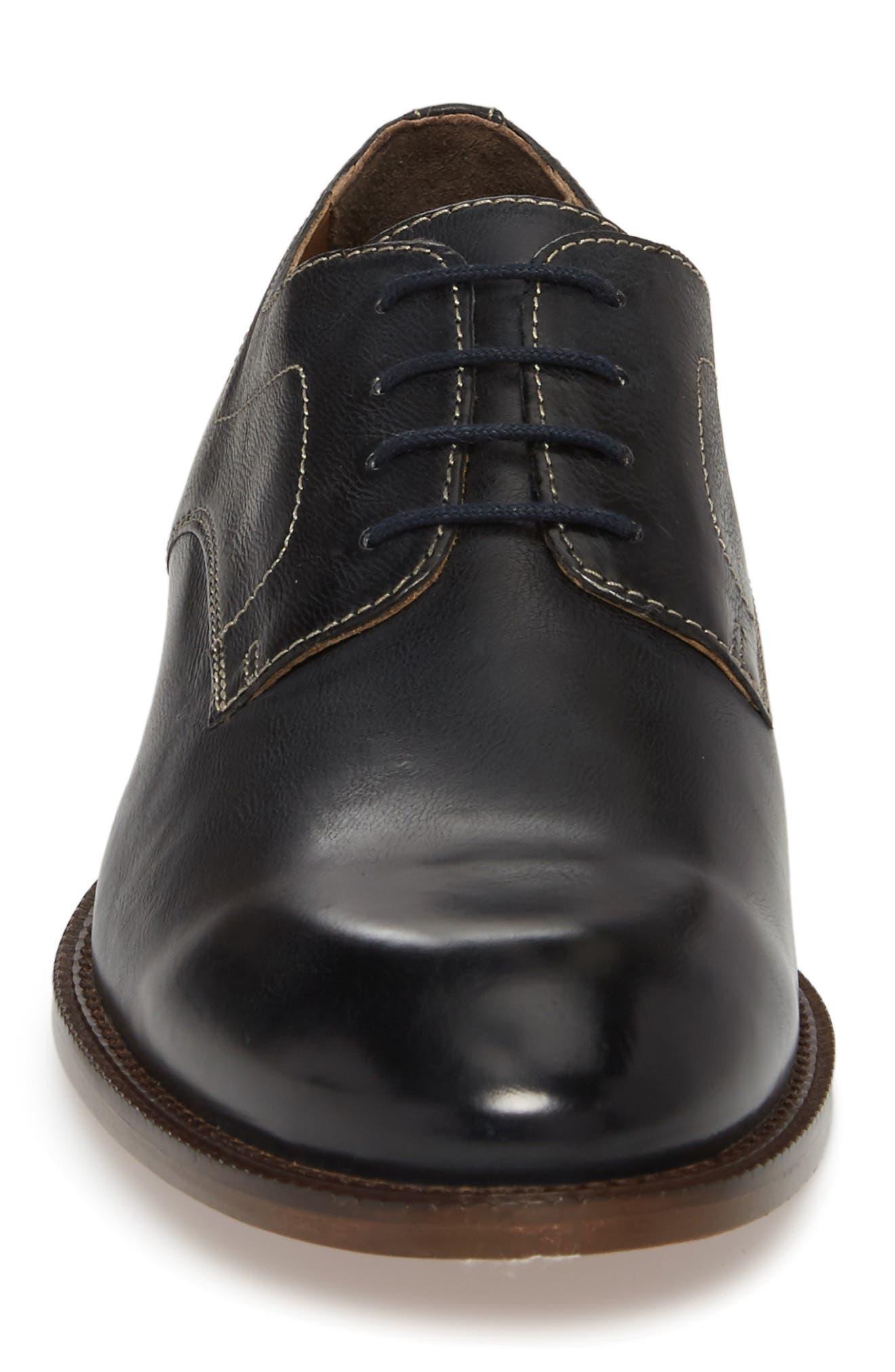 Alternate Image 4  - J&M 1850 Jasper Plain Toe Derby (Men)