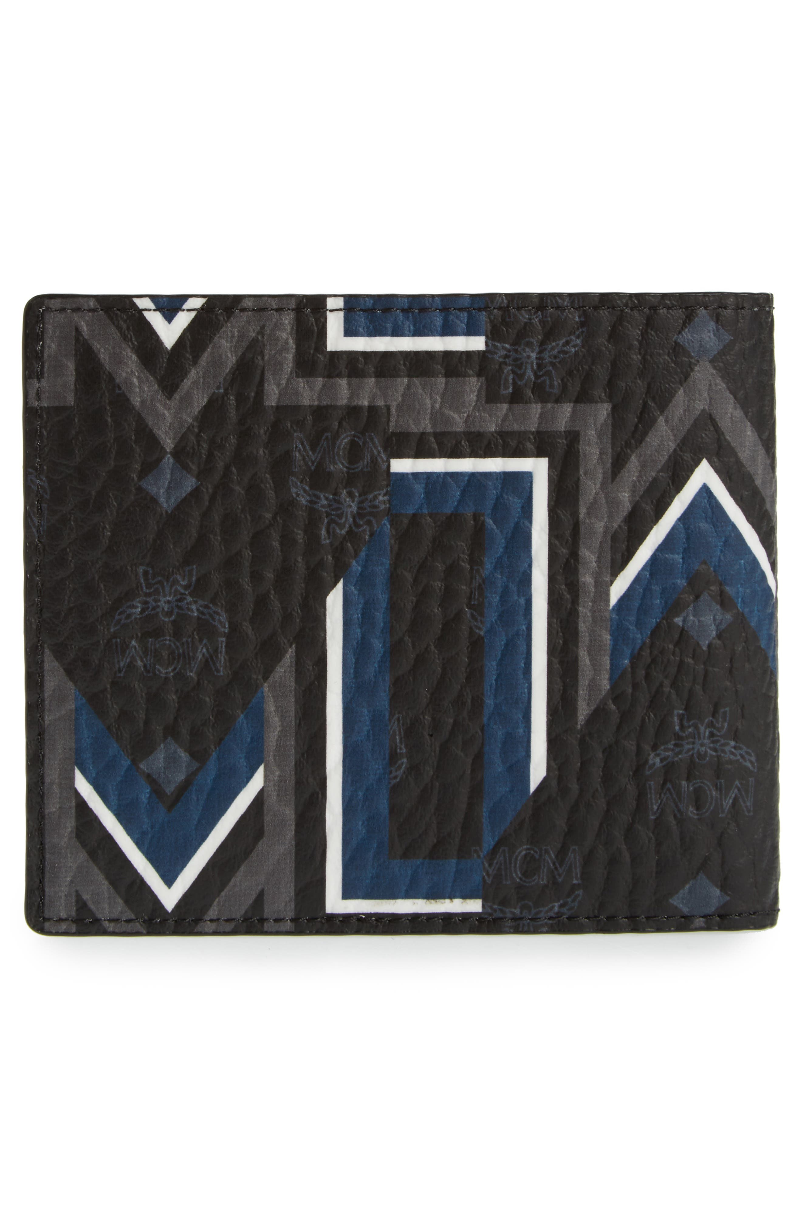 Stark Gunta Wallet,                             Alternate thumbnail 2, color,                             Black