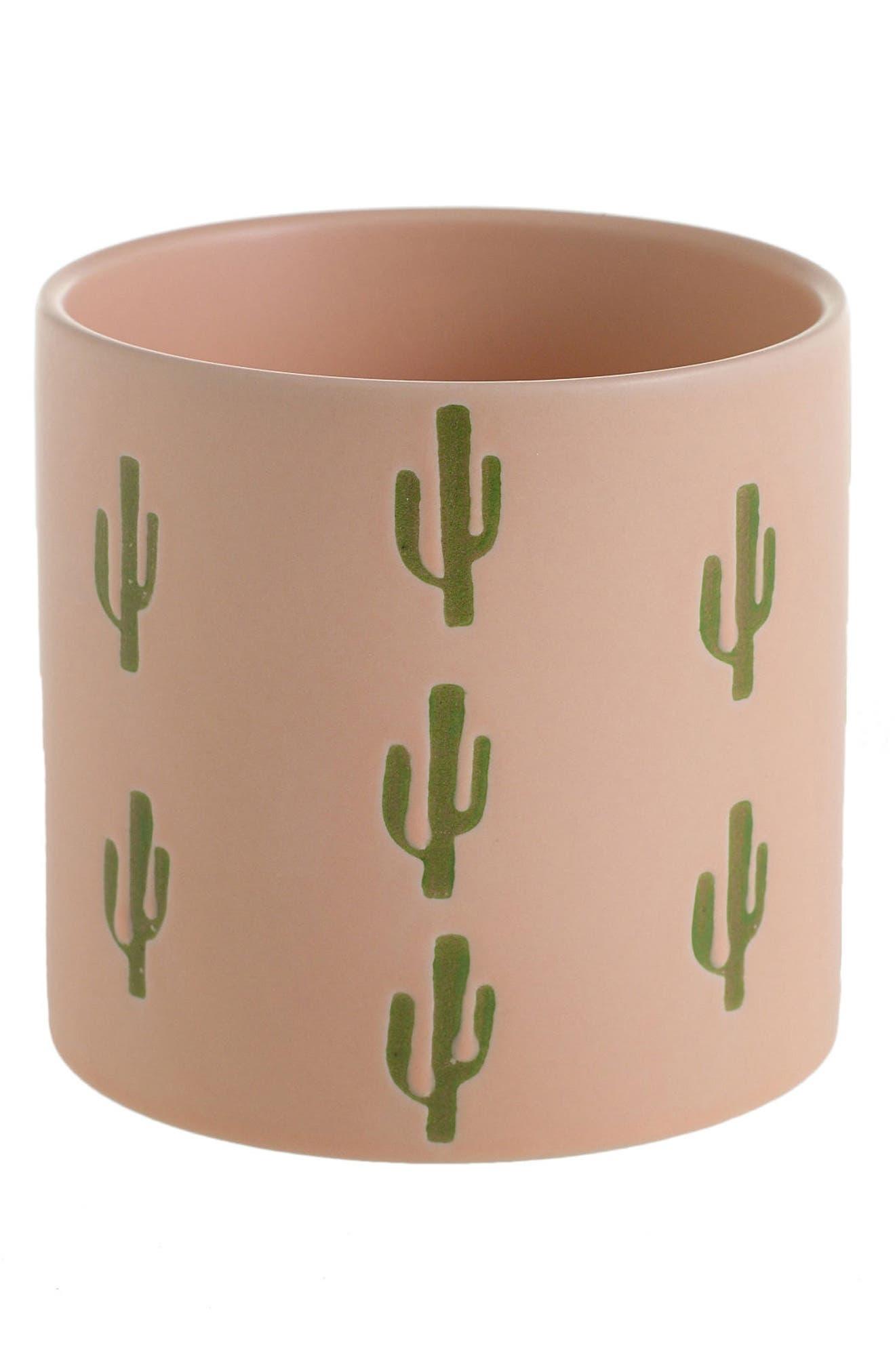Accent Decor So Cal Ceramic Pot